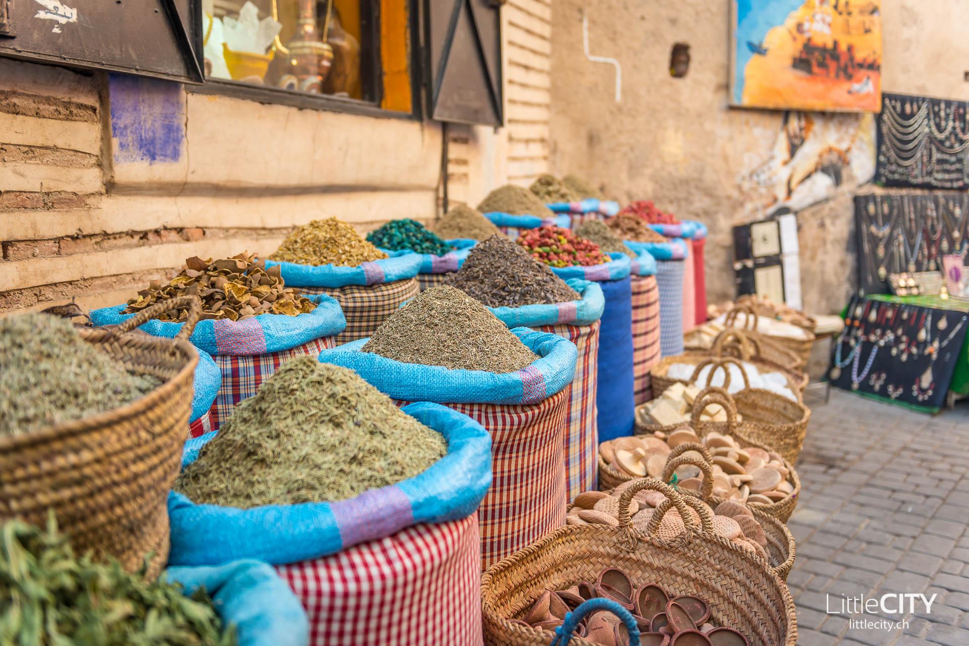 Marrakesch Reisetipps Medina