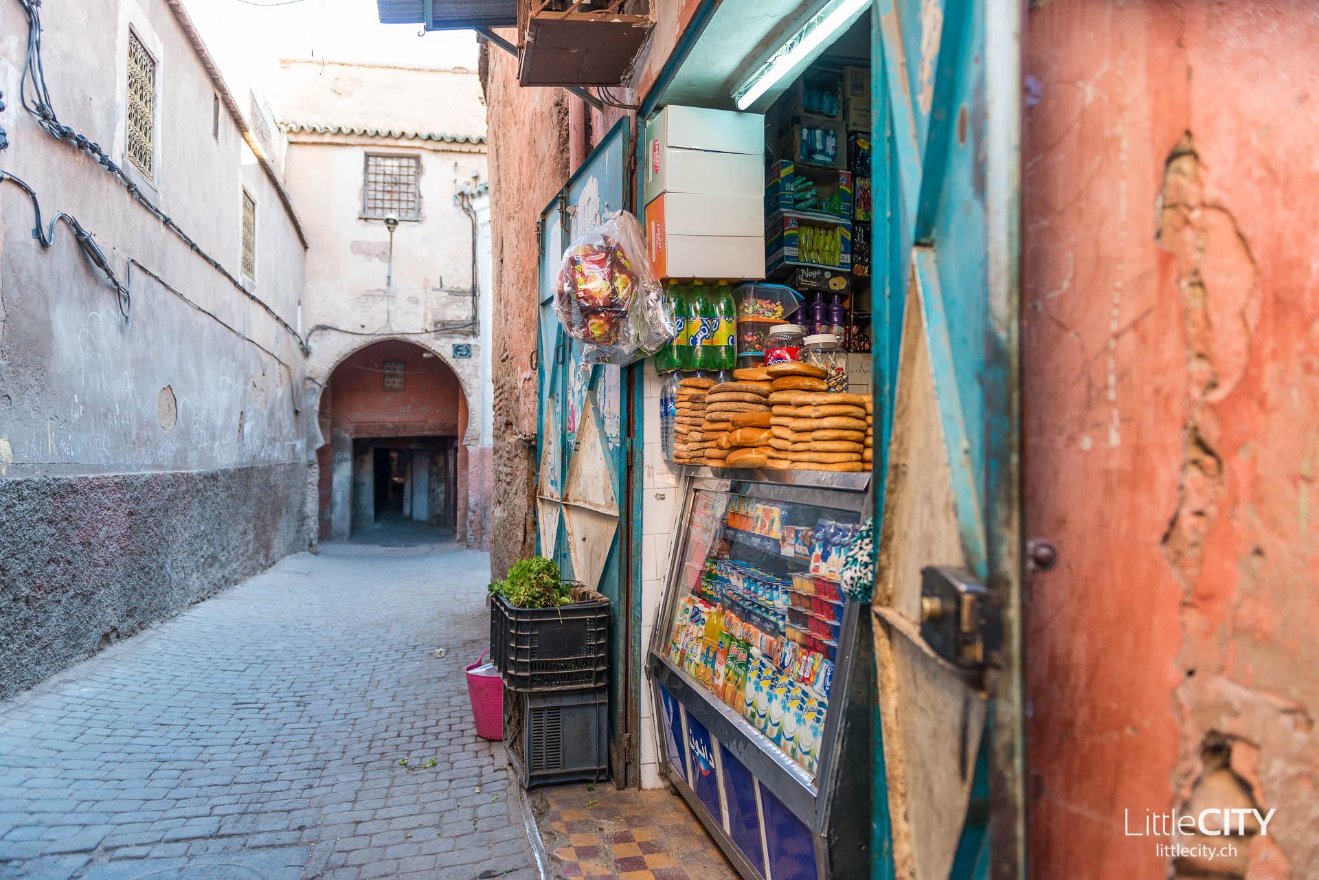 Marrakesch Reisetipps & Sehenswürdigkeiten