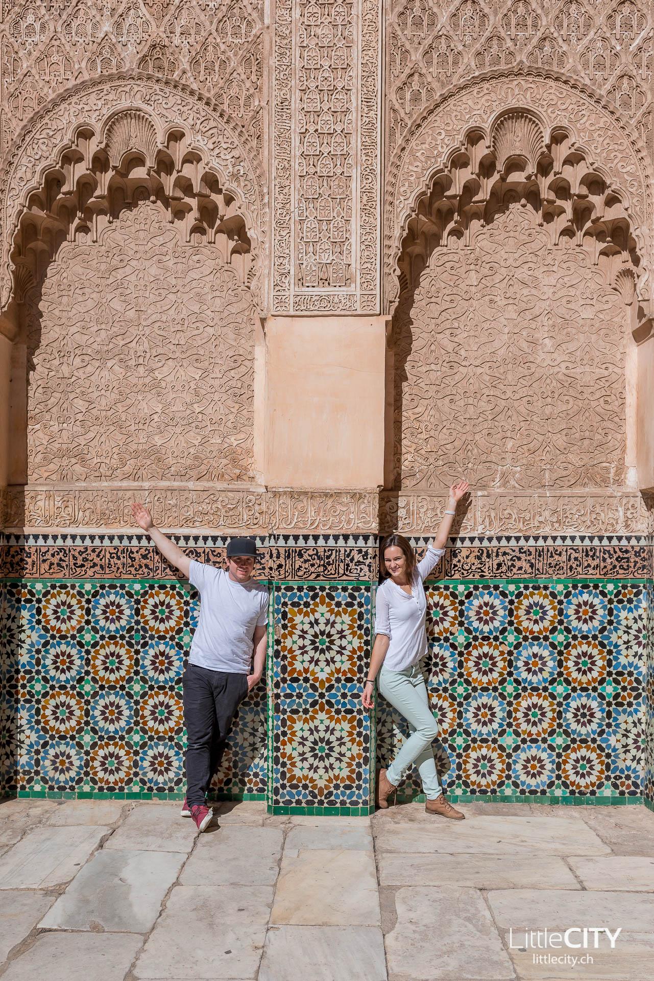 Marrakesch Städtereise 2016-14
