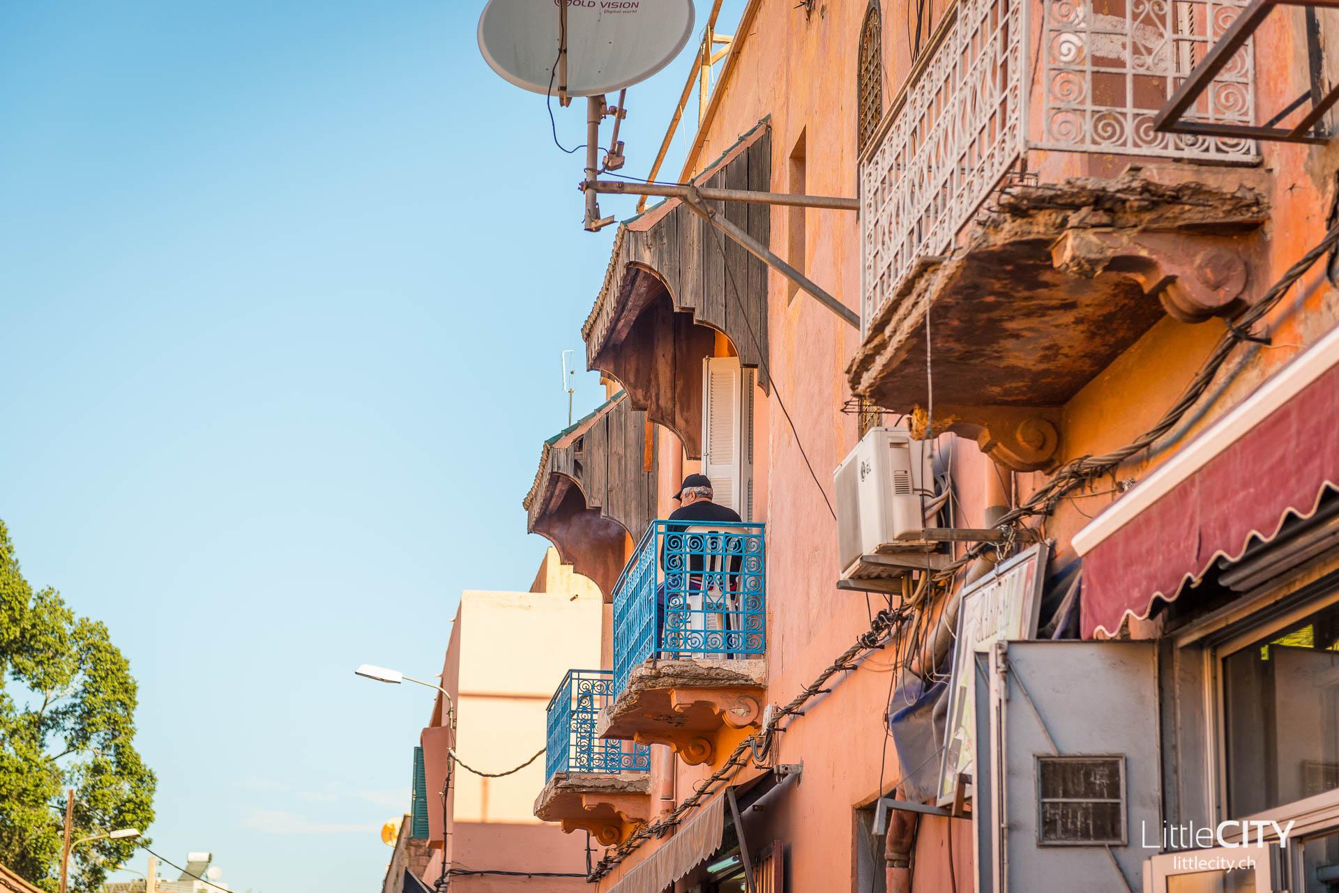 Marrakesch Städtereise Medina