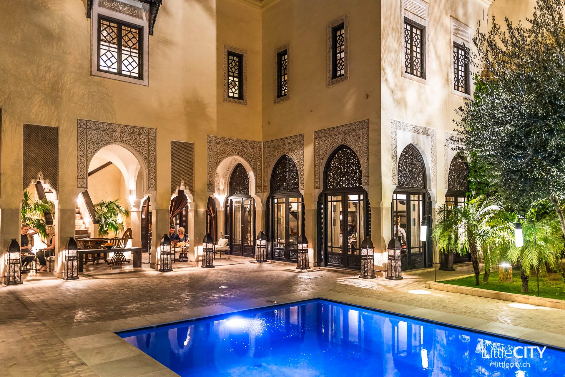 Marrakesch Villa des Oranges