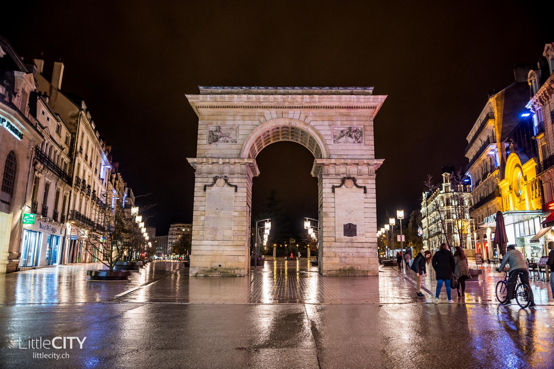 Dijon Reisetipps: Triumpfbogen