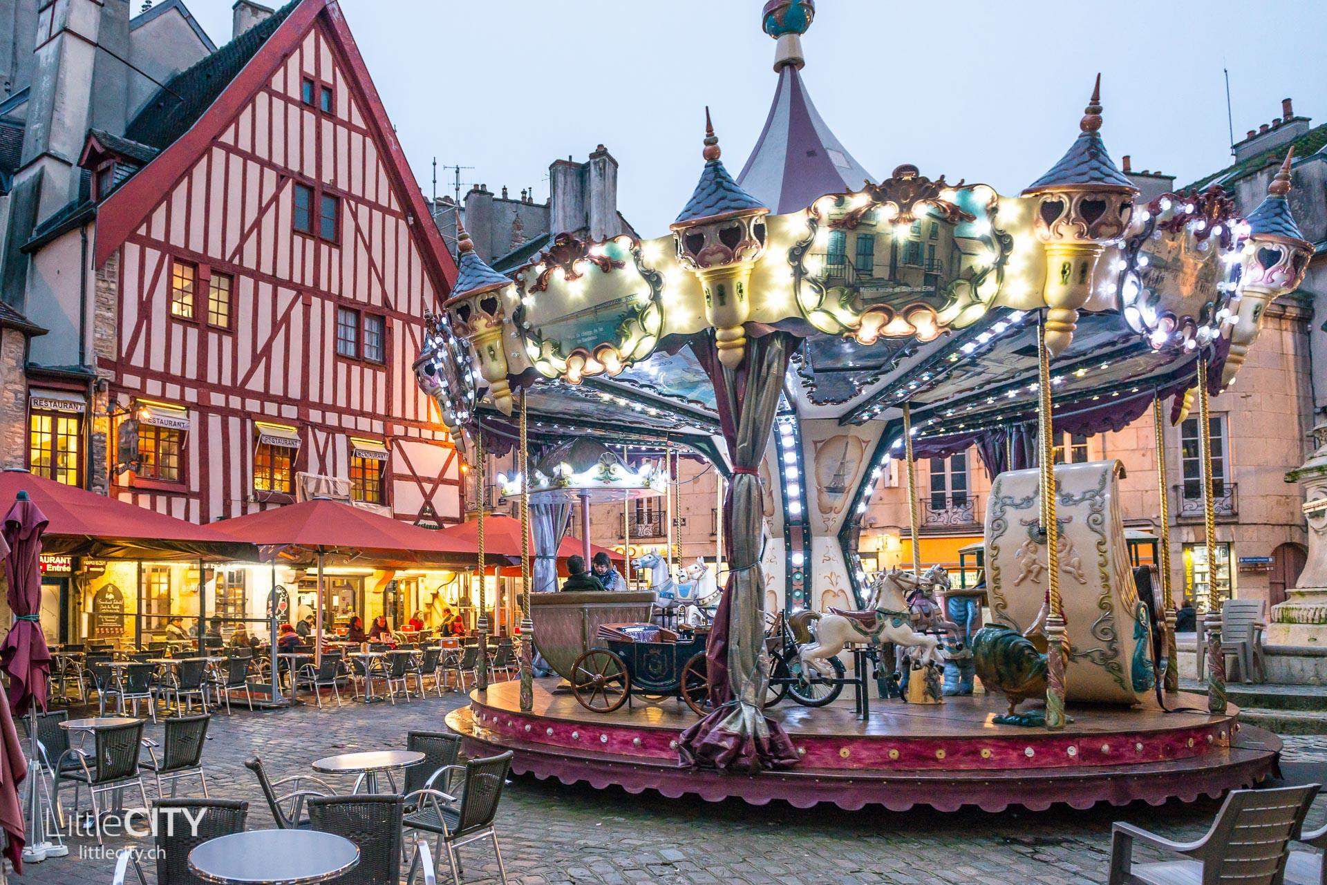 Dijon Städtetripp Reisetipps