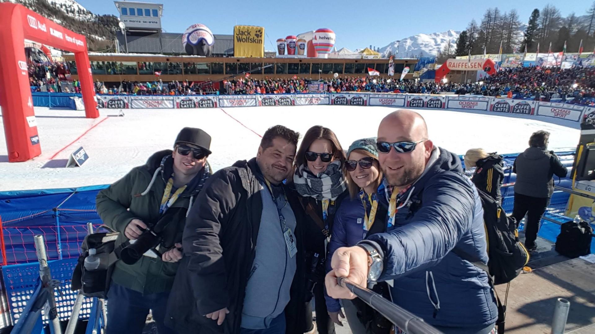 FIS SKi World Cup Blogger