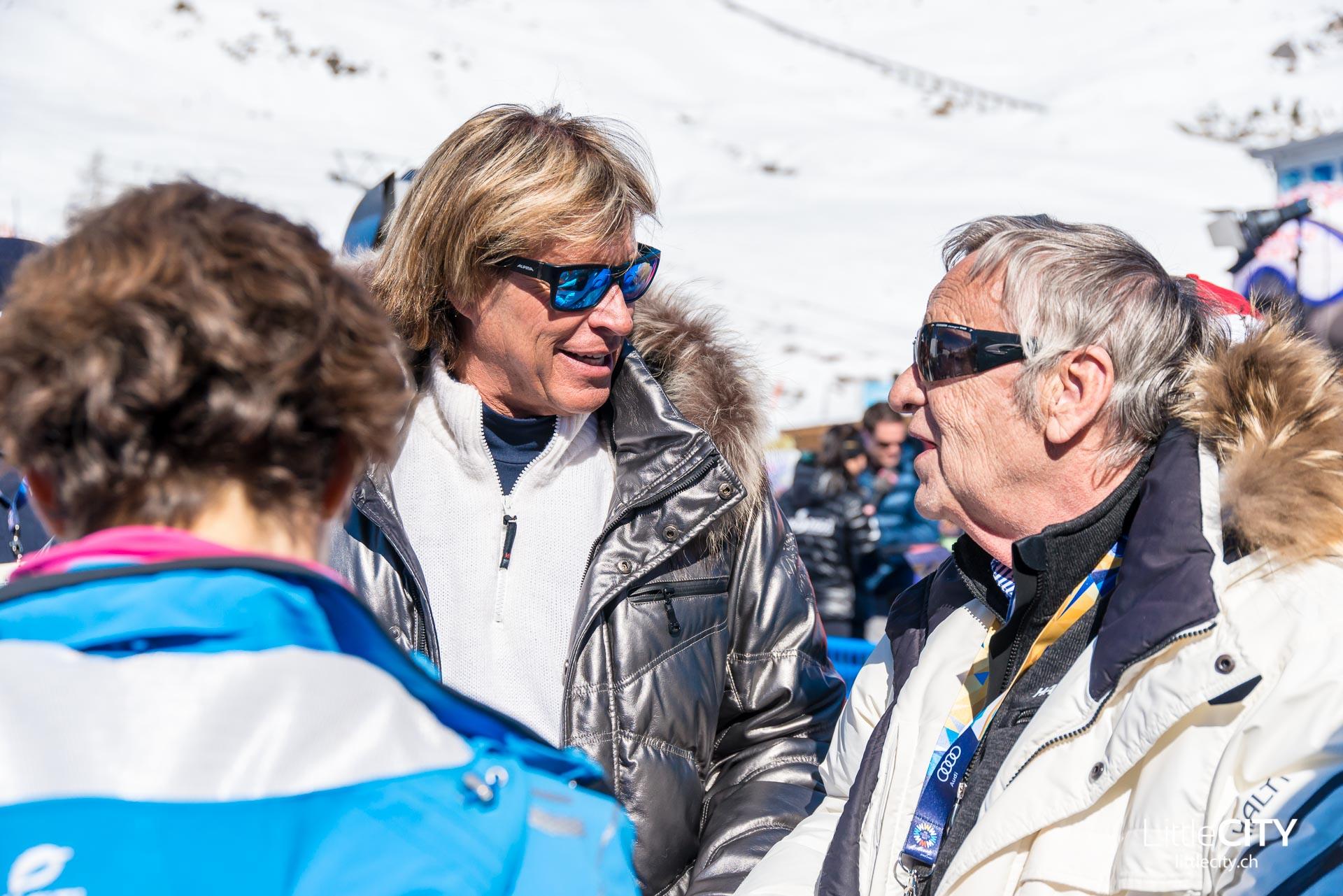 FIS Ski World Cup St. Moritz-19