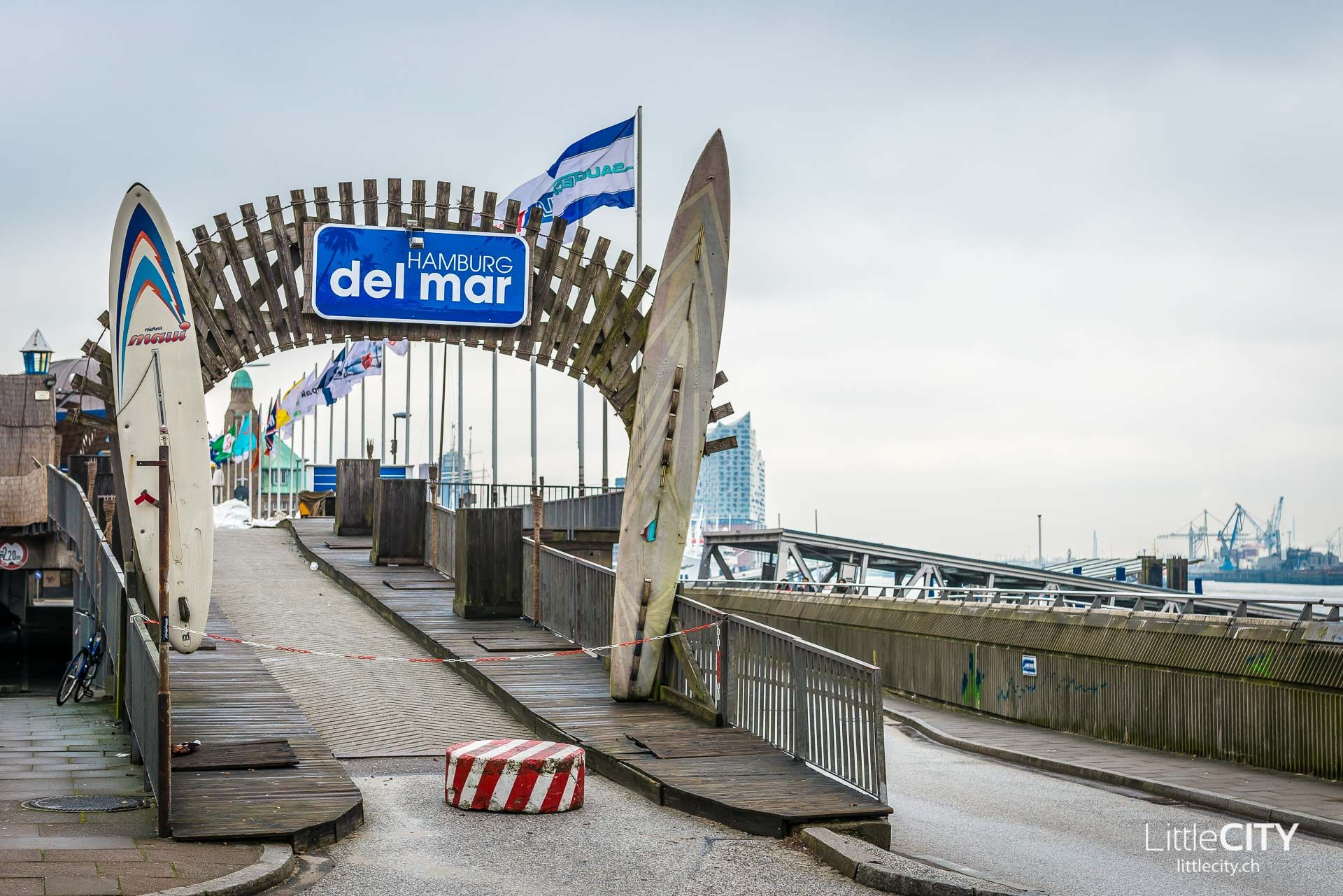 Hamburg Restaurant Tipp: Del Mar
