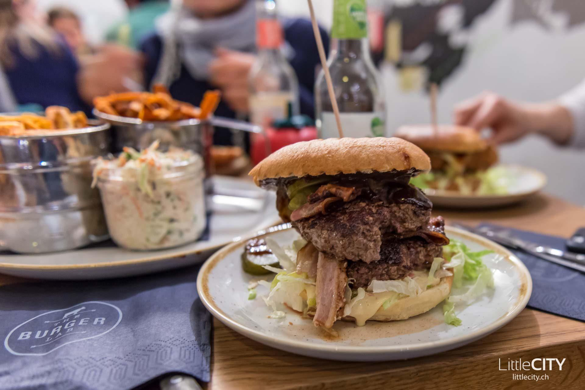 Hamburg Restaurant Tipp: Burger Lab