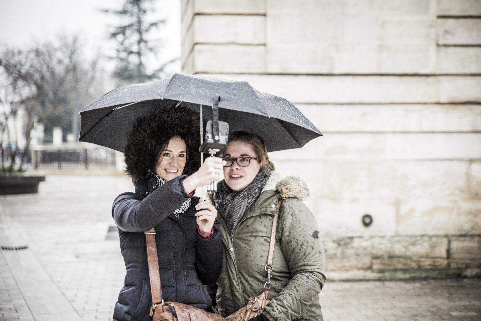 SBB Europakampagne Valeria & Nicole