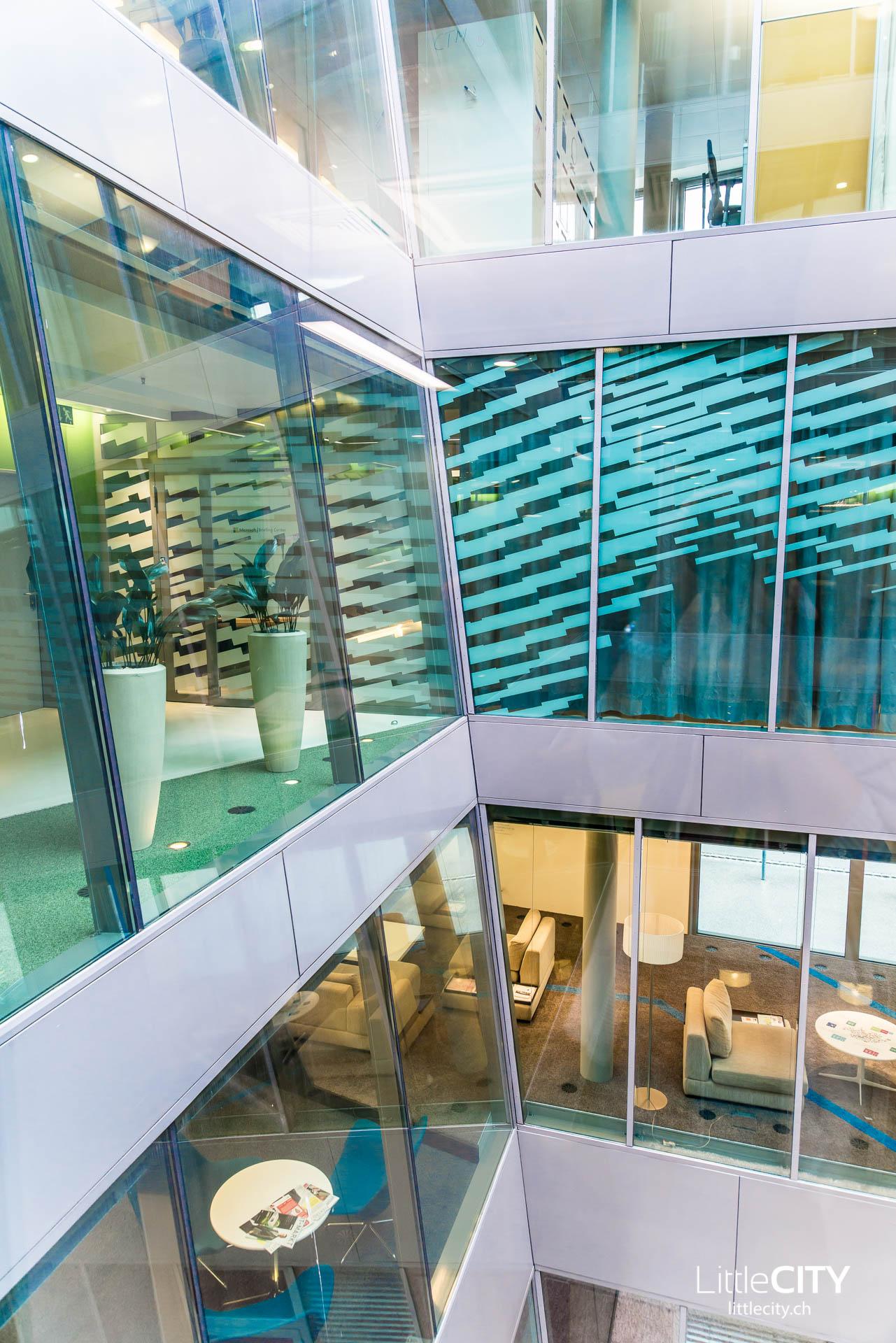 Microsoft Schweiz Büros LittleCITY-1