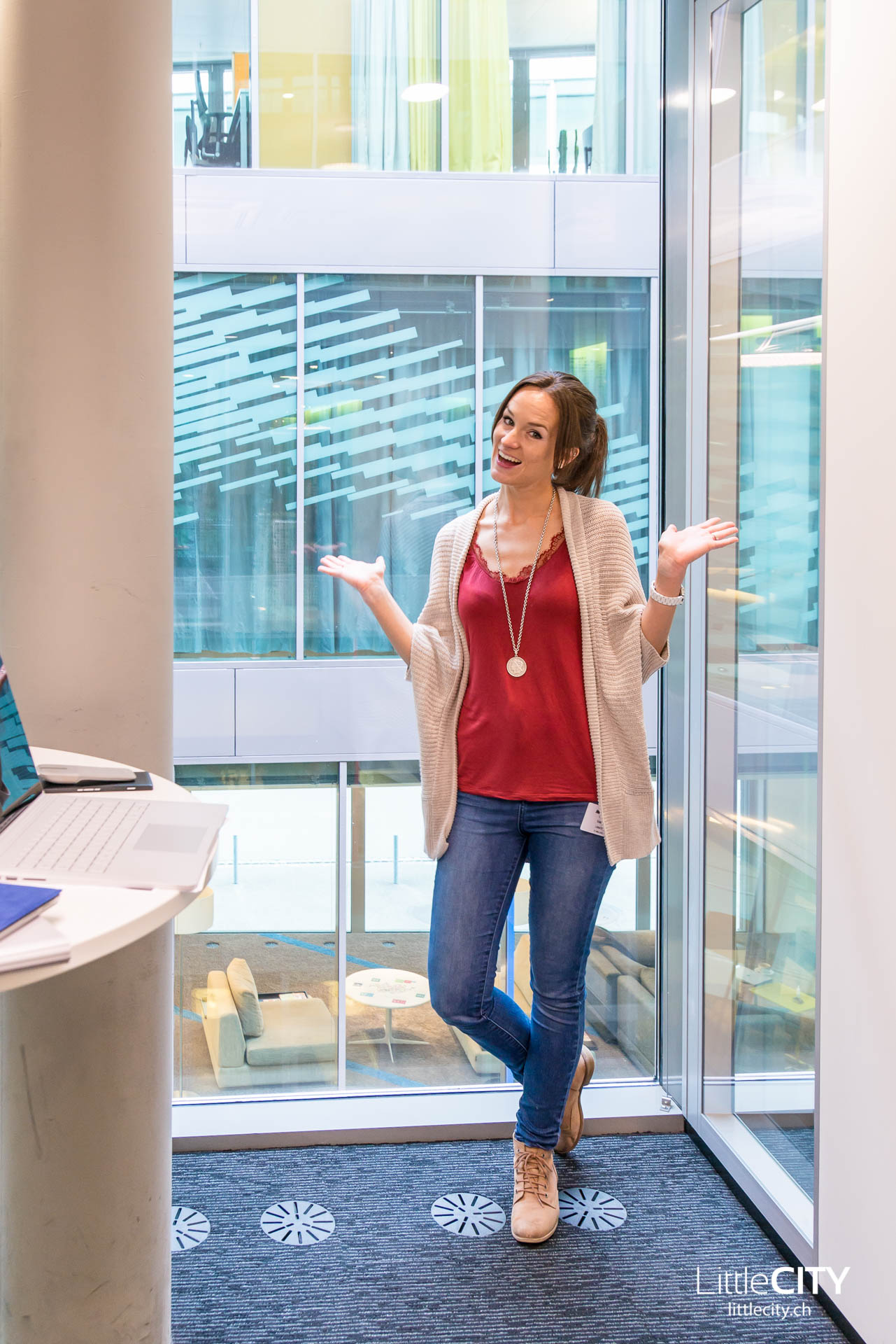 Microsoft Schweiz Büros LittleCITY-2