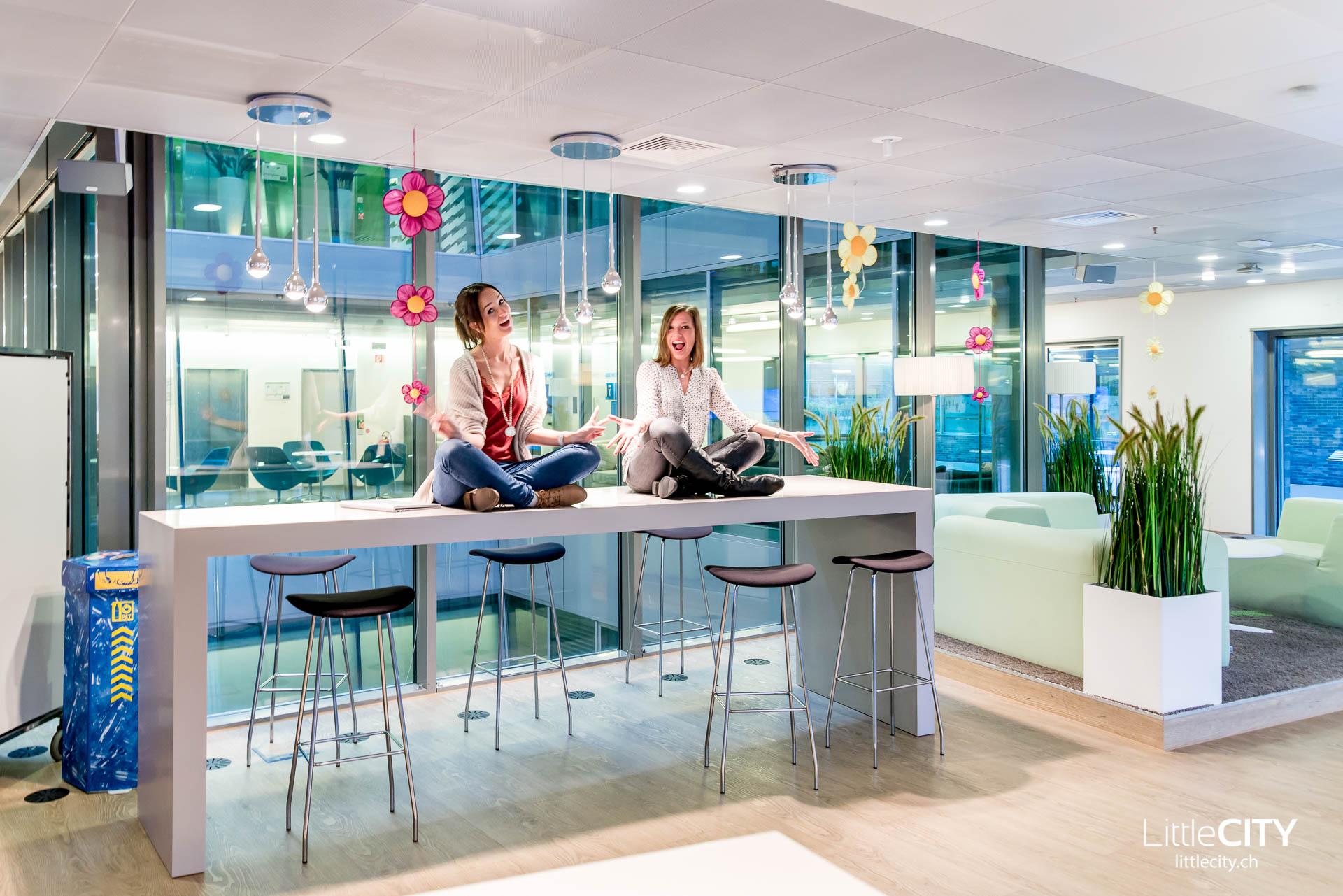 Microsoft Schweiz Büros LittleCITY-21