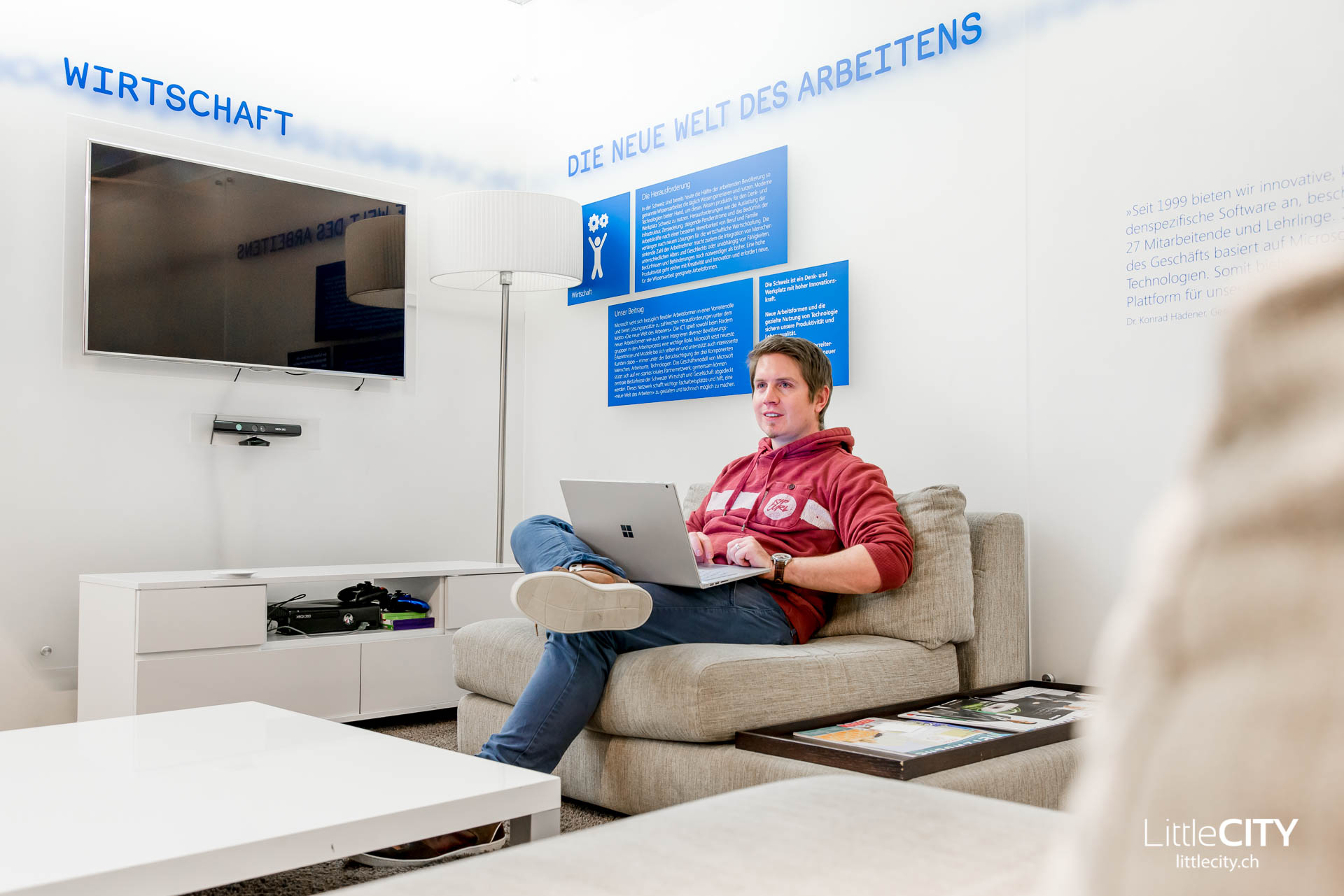 Microsoft Schweiz Büros LittleCITY-8