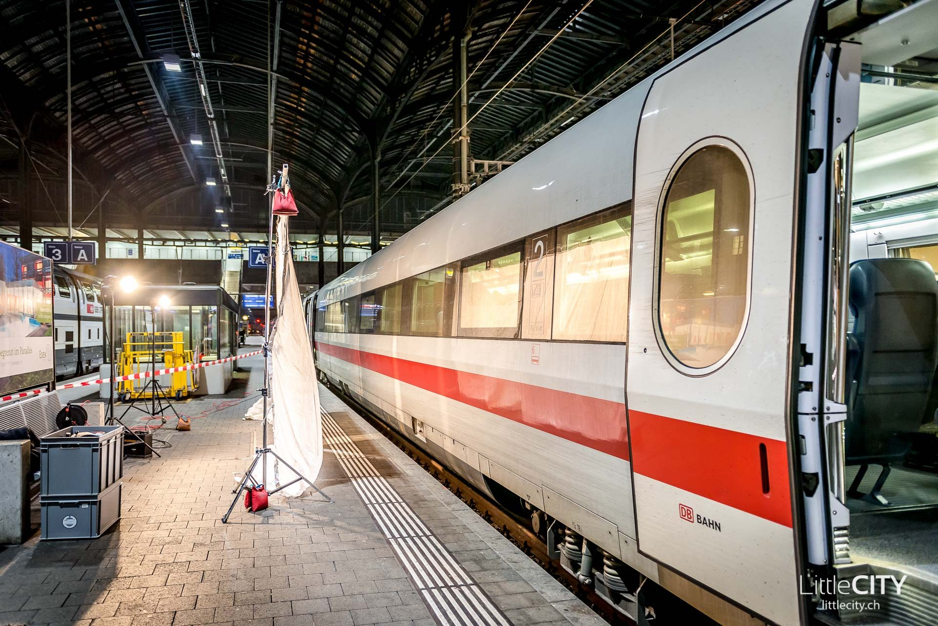 SBB Europakampagne Fotoshooting Valeria-3