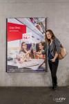 SBB Europakampagne: Plakate, POS & Online