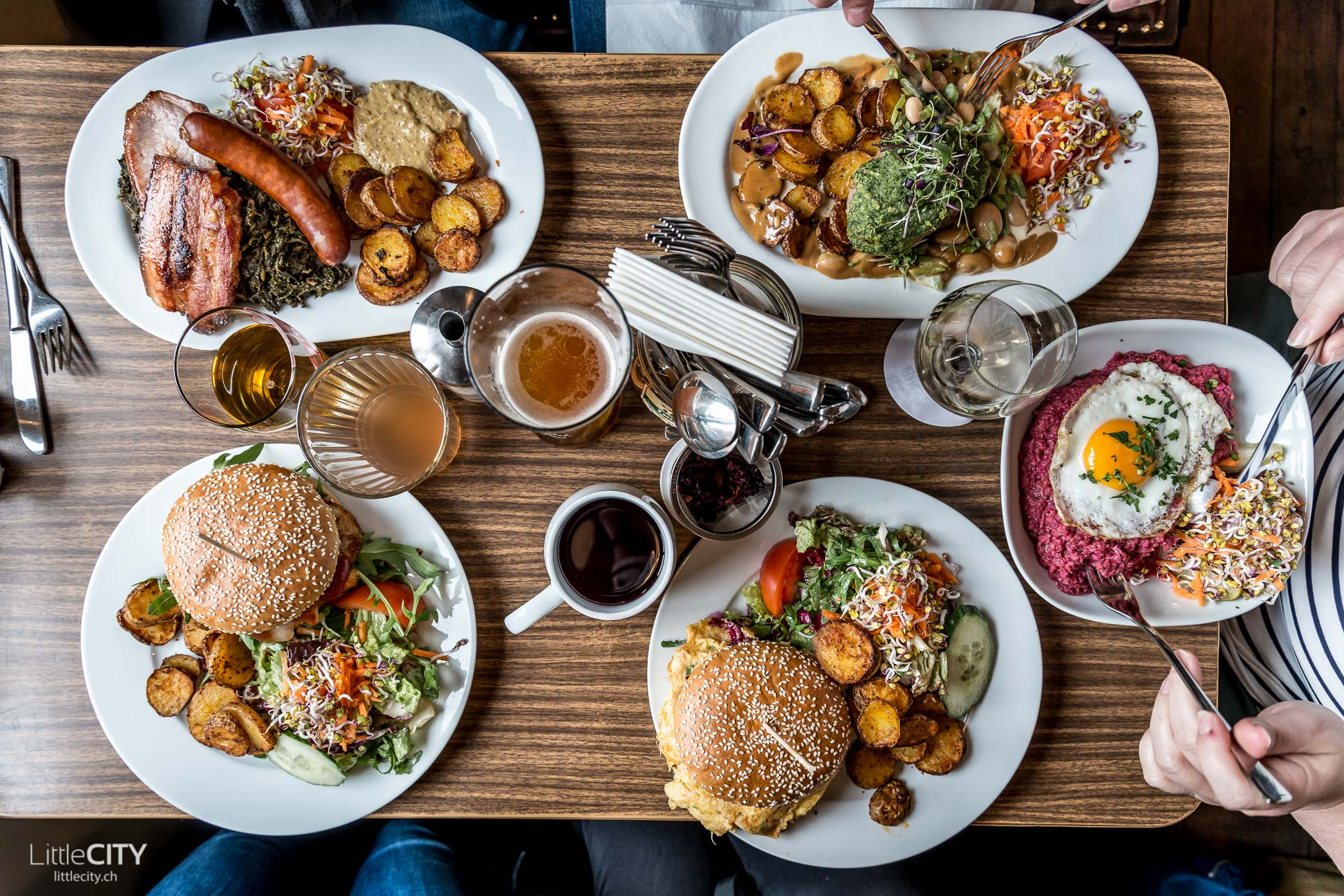 Hamburg Restaurant Tipp: Oberhafenkantine