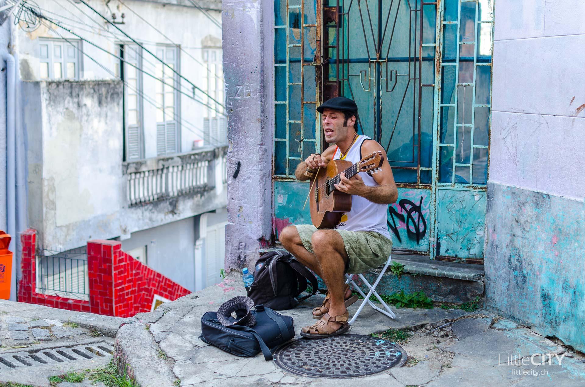 Escadaria Selaron Singer Rio de Janeiro-1