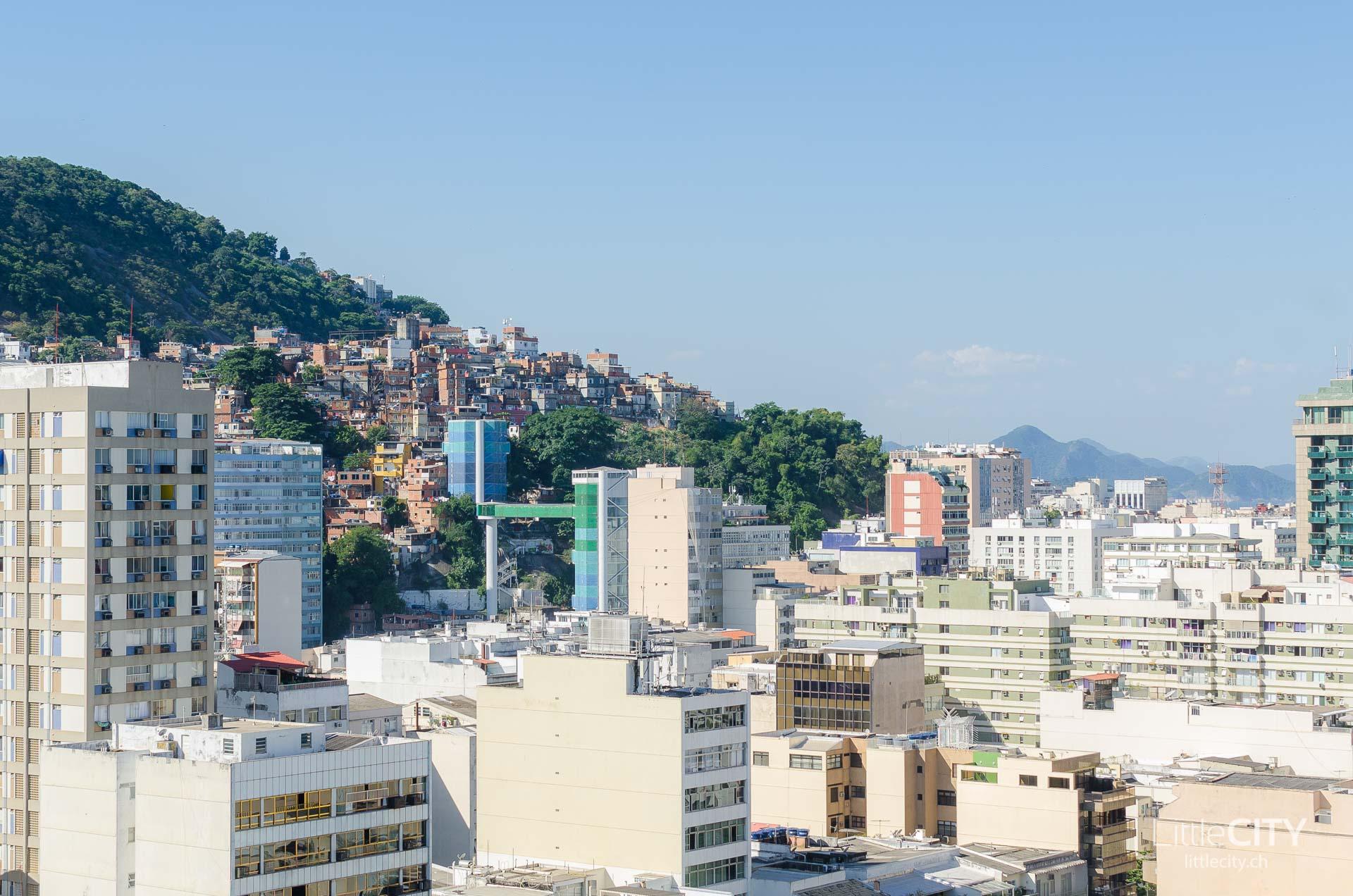 Ipanema Favelas Hotel Rio de Janeiro