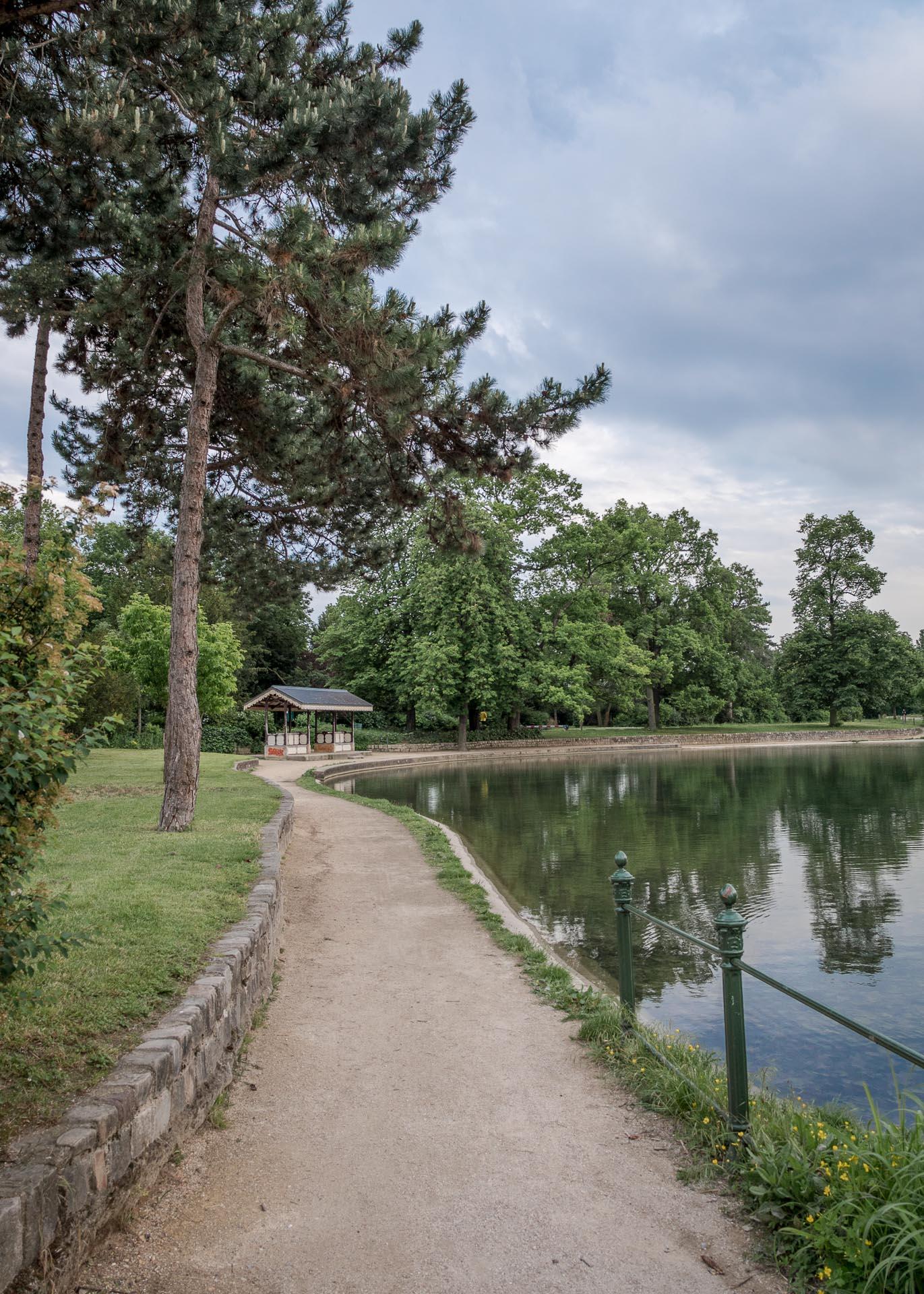 Paris Reisetipps: Bois de Boulogne