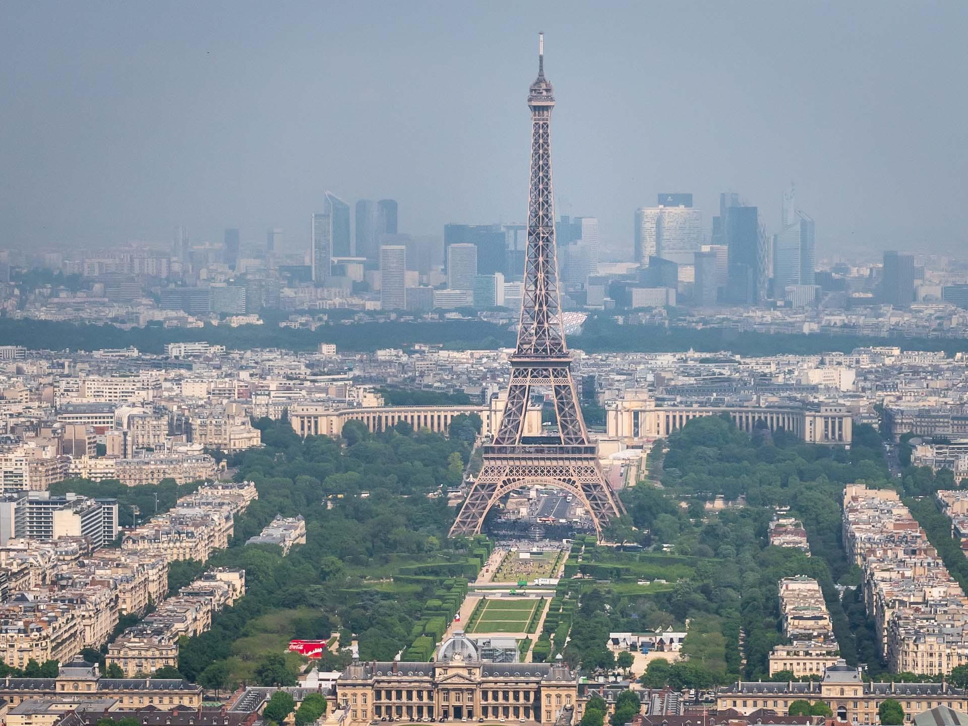 Die besten Paris Reisetipps & Sehenswürdigkeiten: Eiffelturm