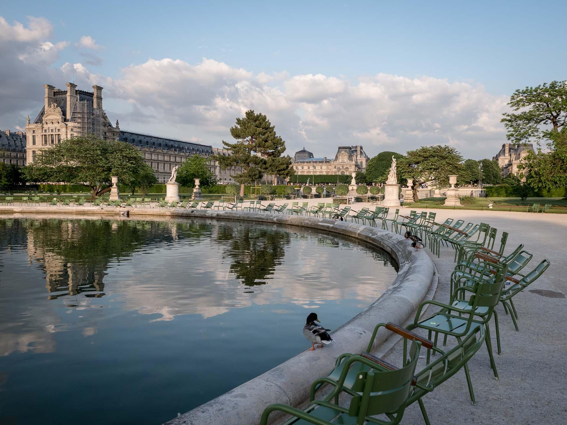Paris Reisetipp: Jardin des Tuleries