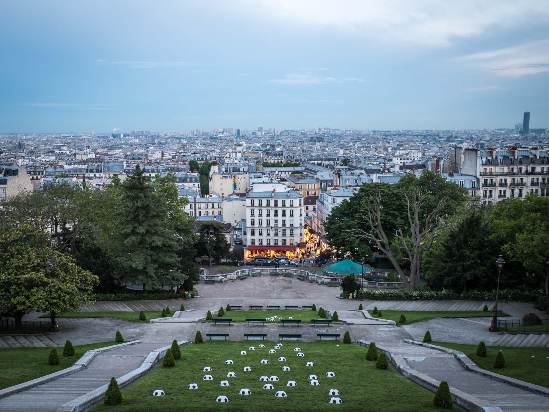 Paris Reisetipp: Sacré-Cœur de Montmartre & Montmartre Quartier