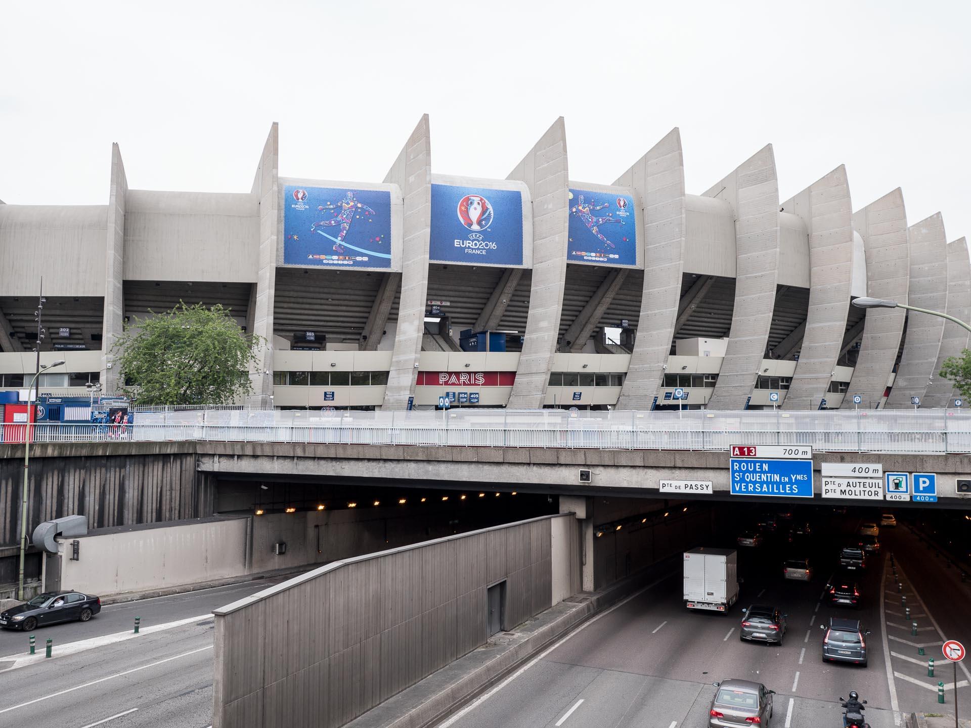 Paris Port de Princes - Prinzenpark Stadion-1