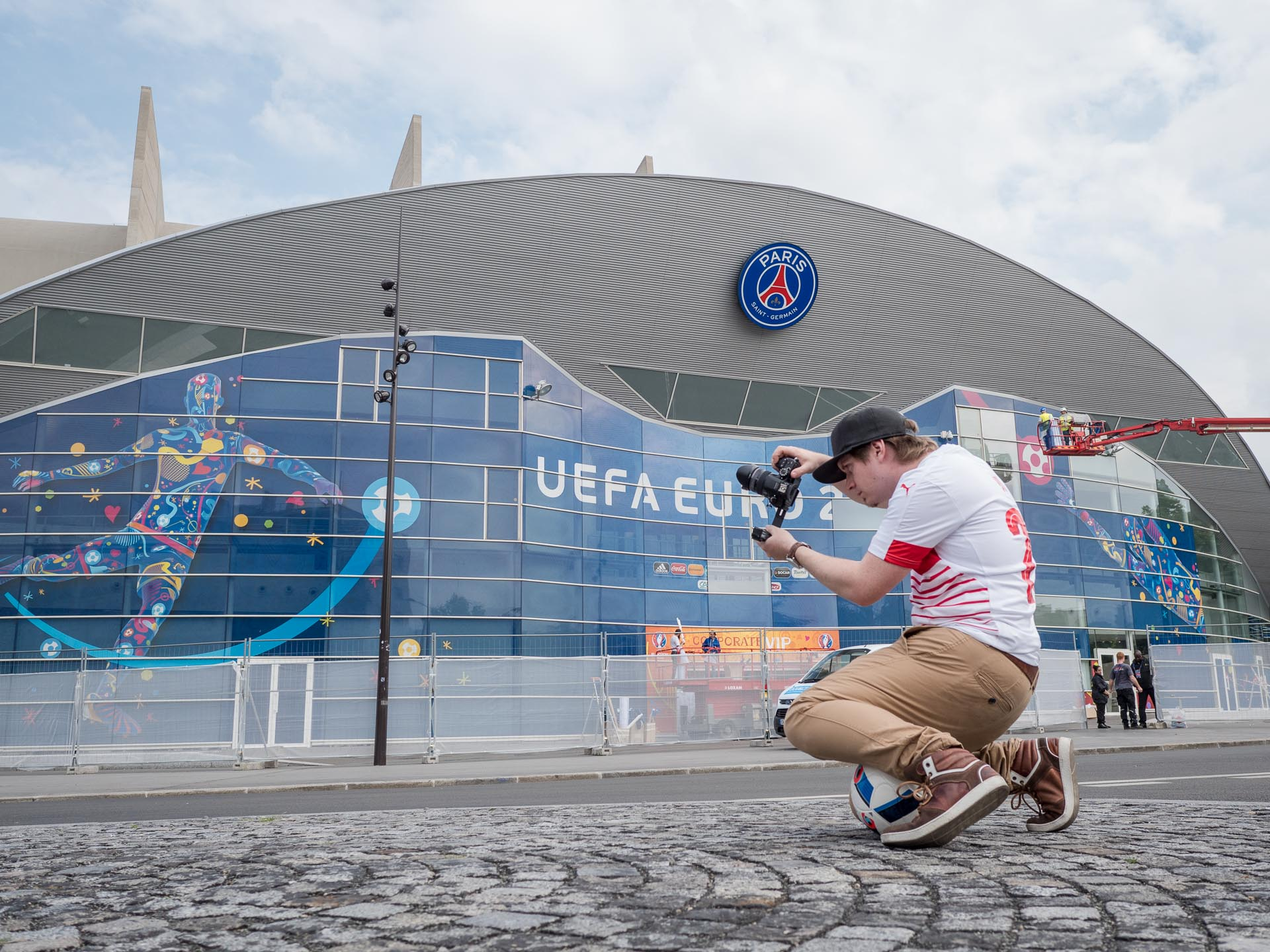 Paris Port de Princes Stadion UEFA EURO 2016-9