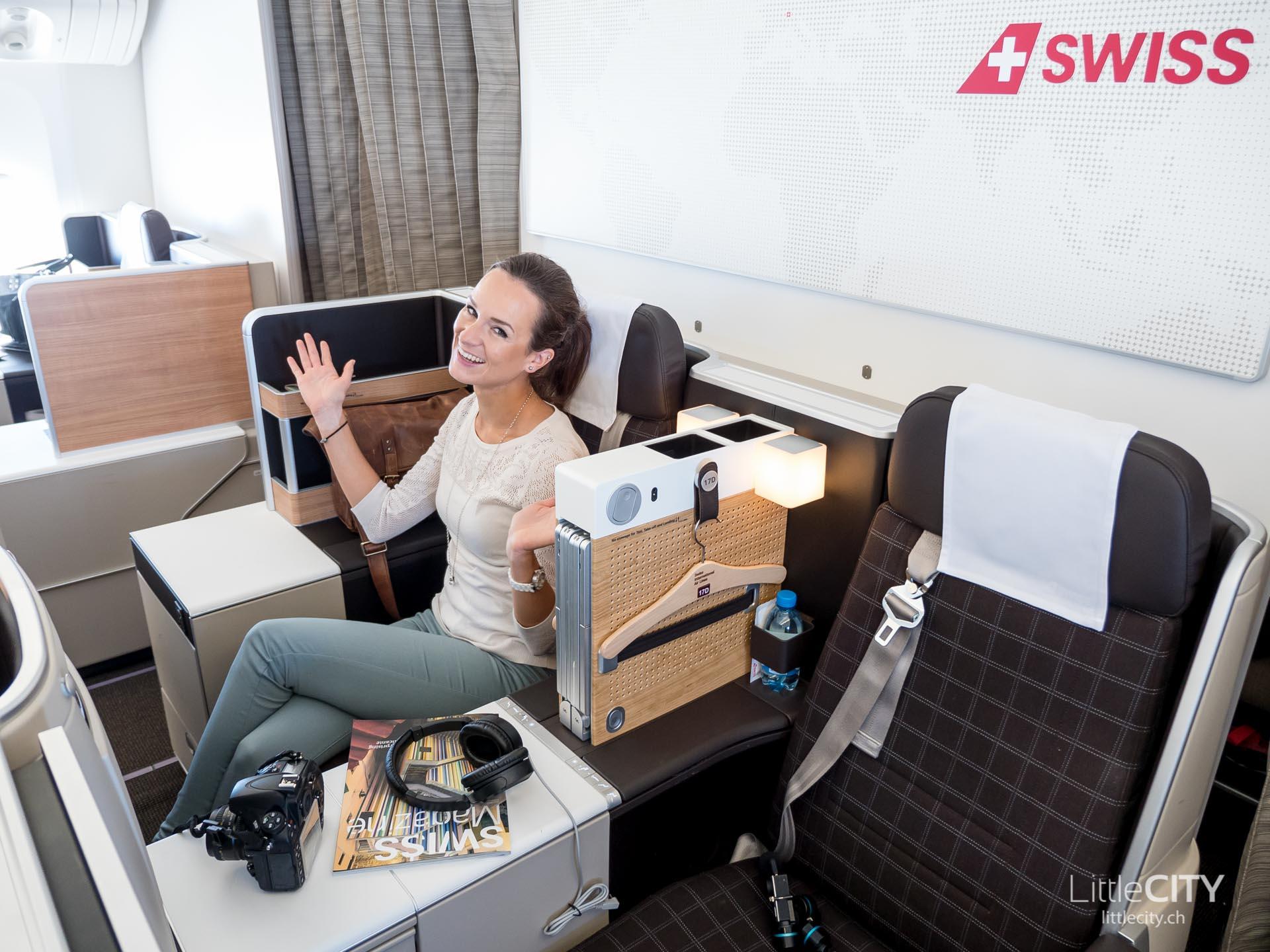 Swiss 777 Business Class Sitze LittleCITY-1