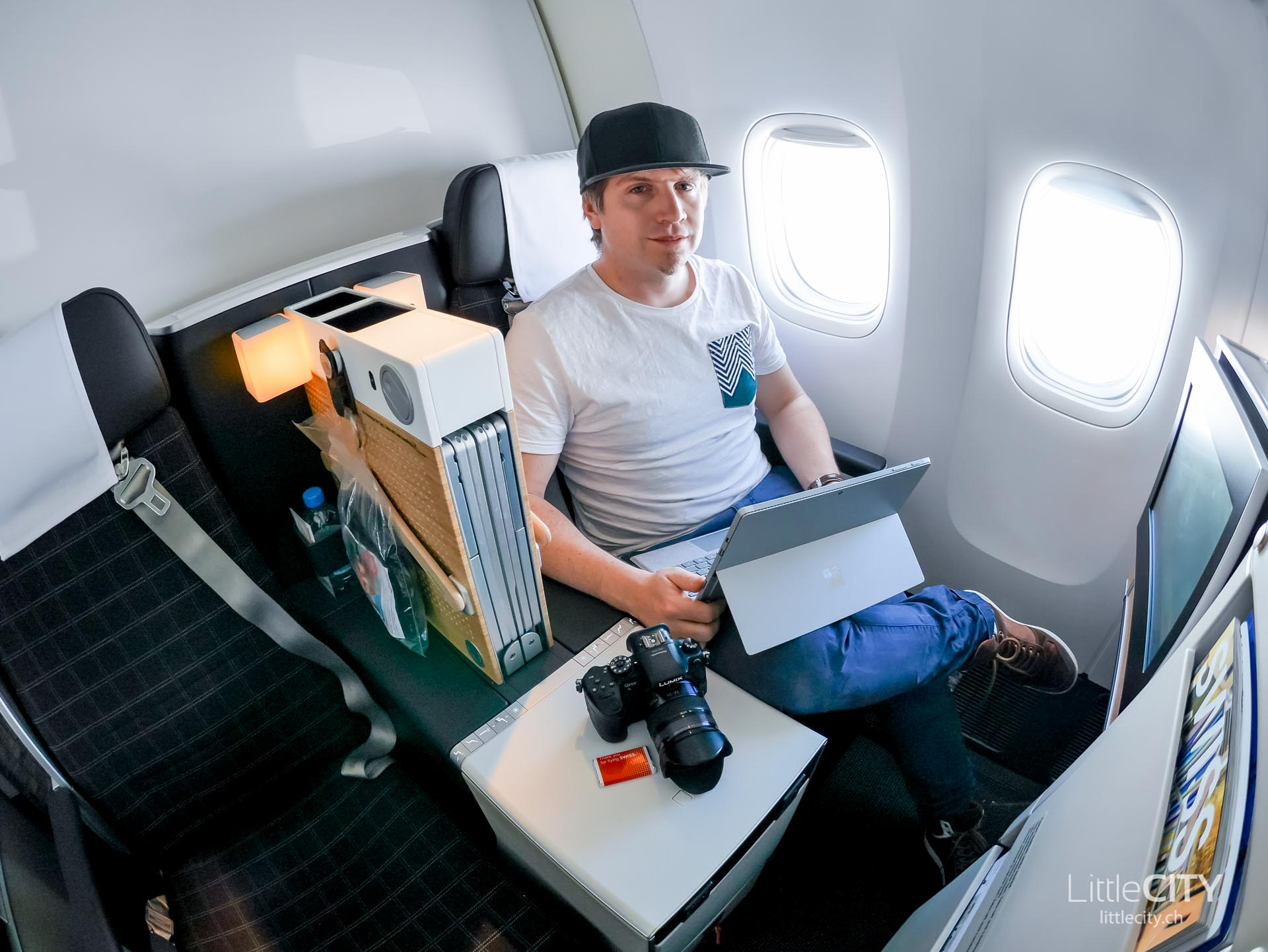 Swiss Boeing 777 Business Class AdisLittleCITY-1