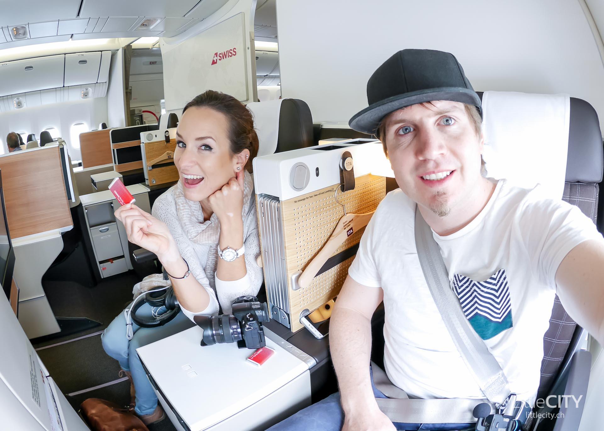 Swiss Boeing 777 Experience Flug LittleCITY Reiseblog-1