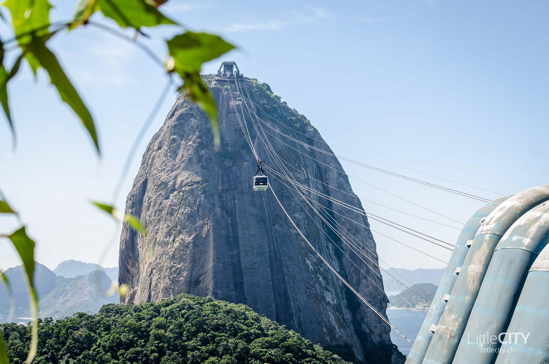 Zuckerhut Bahn Rio de Janeiro