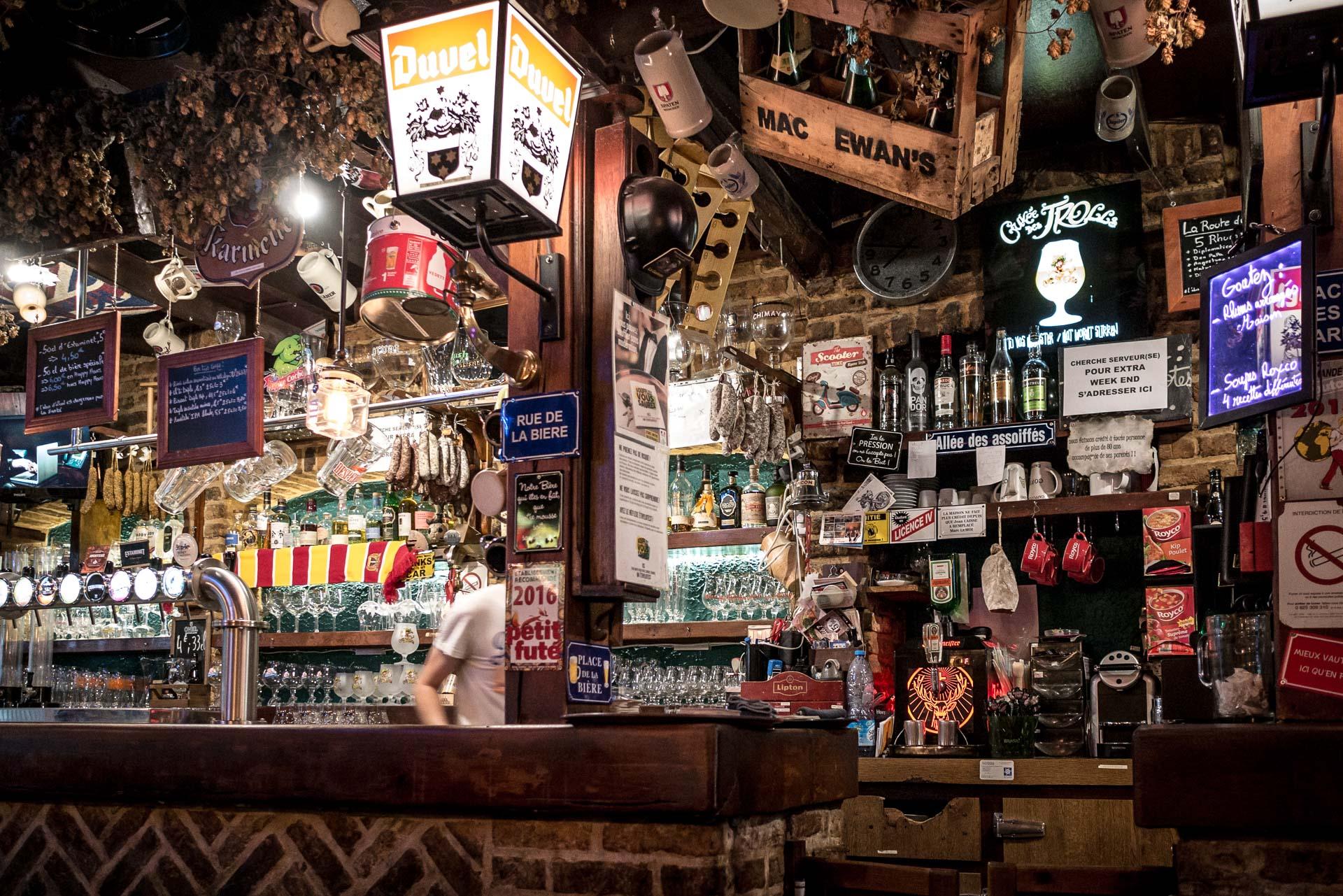 Lens Mac Evans Pub - Sport Bar-2