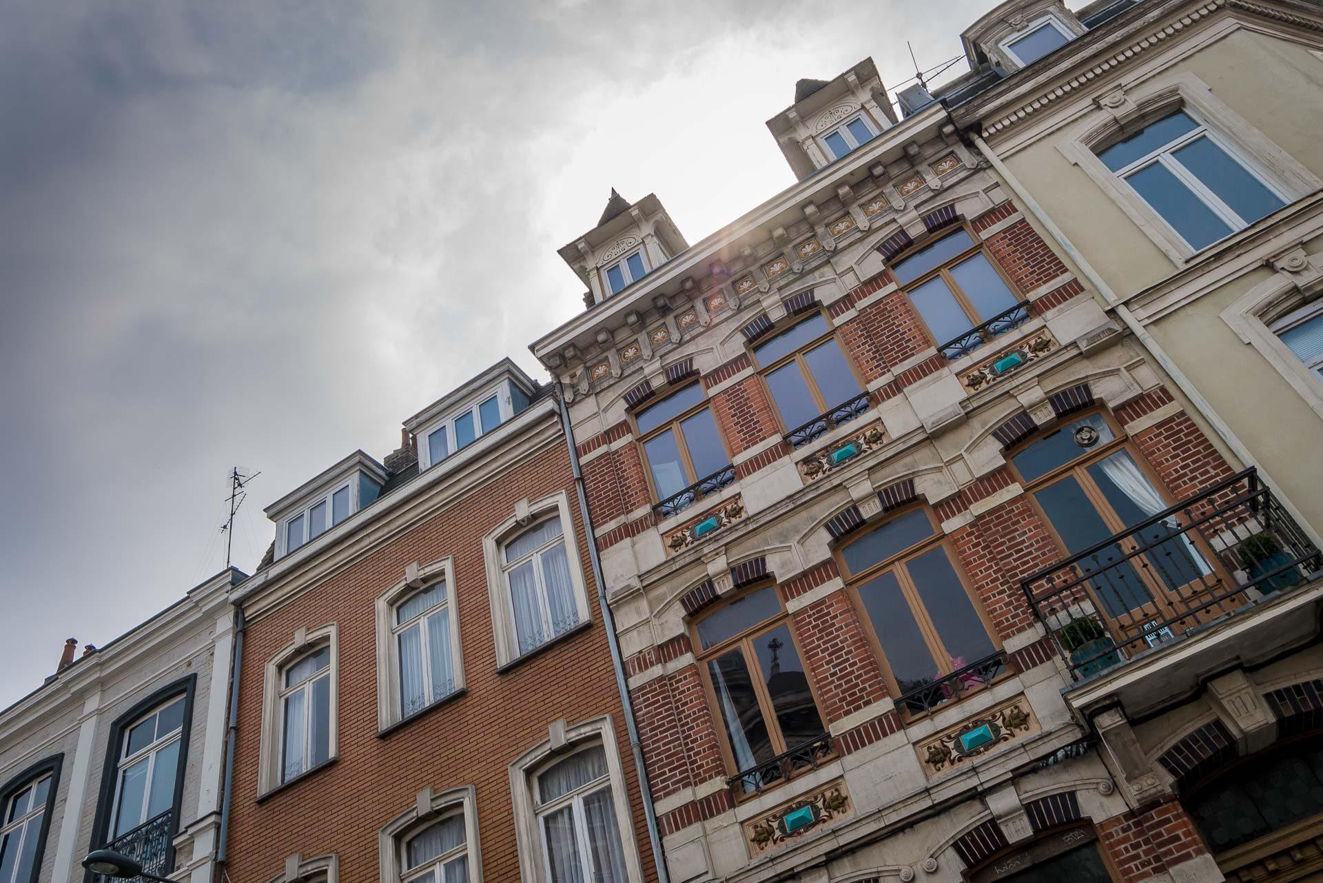 Lille Sehenswürdigkeiten Altstadt Gebäude