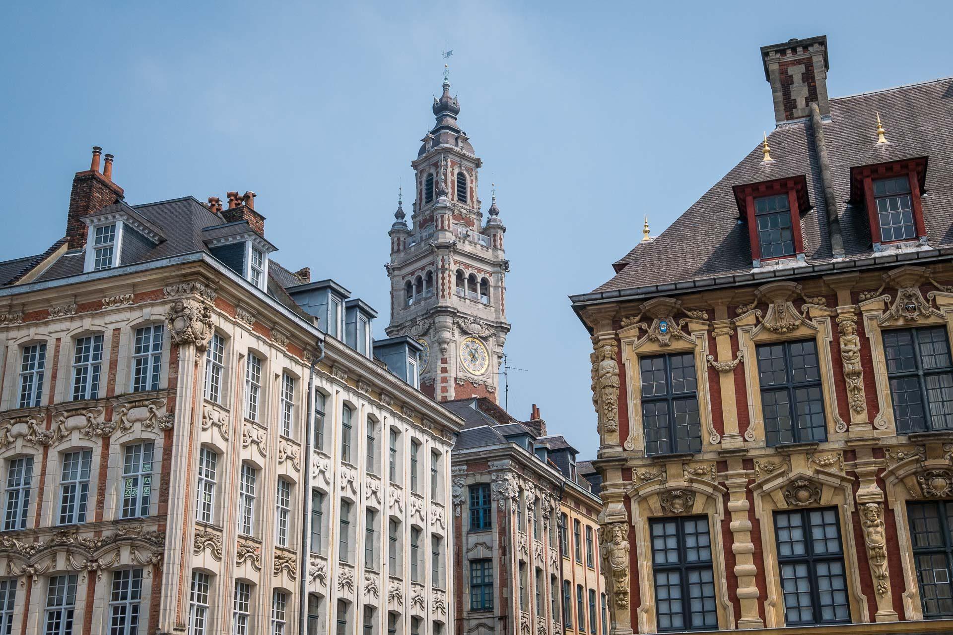 Lille Grand place Place du General de Gaulle
