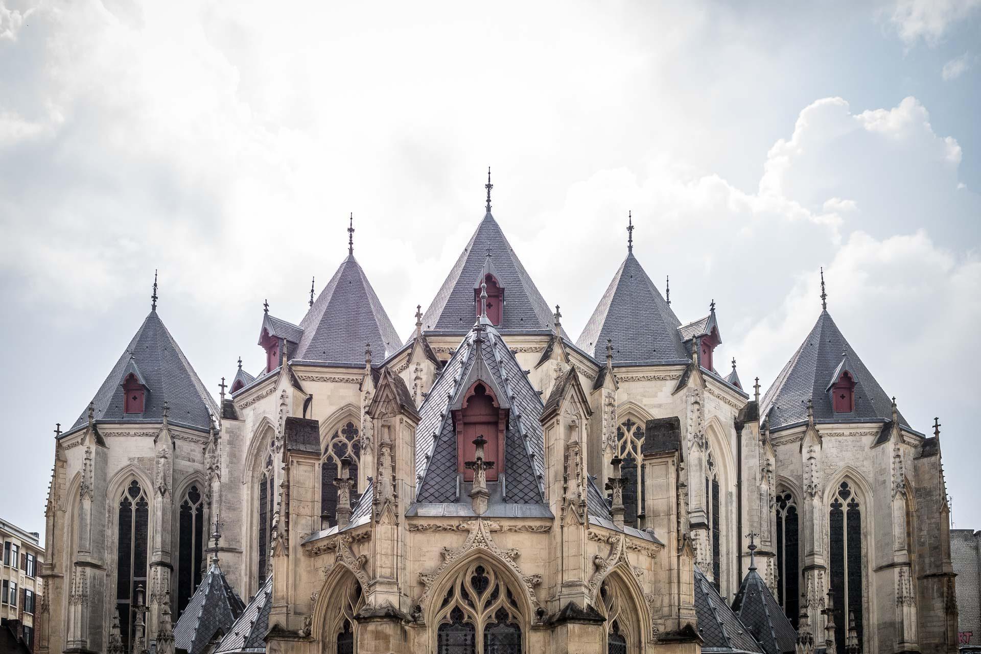 Lille Sehenswürdigkeiten  Eglise Saint Marice