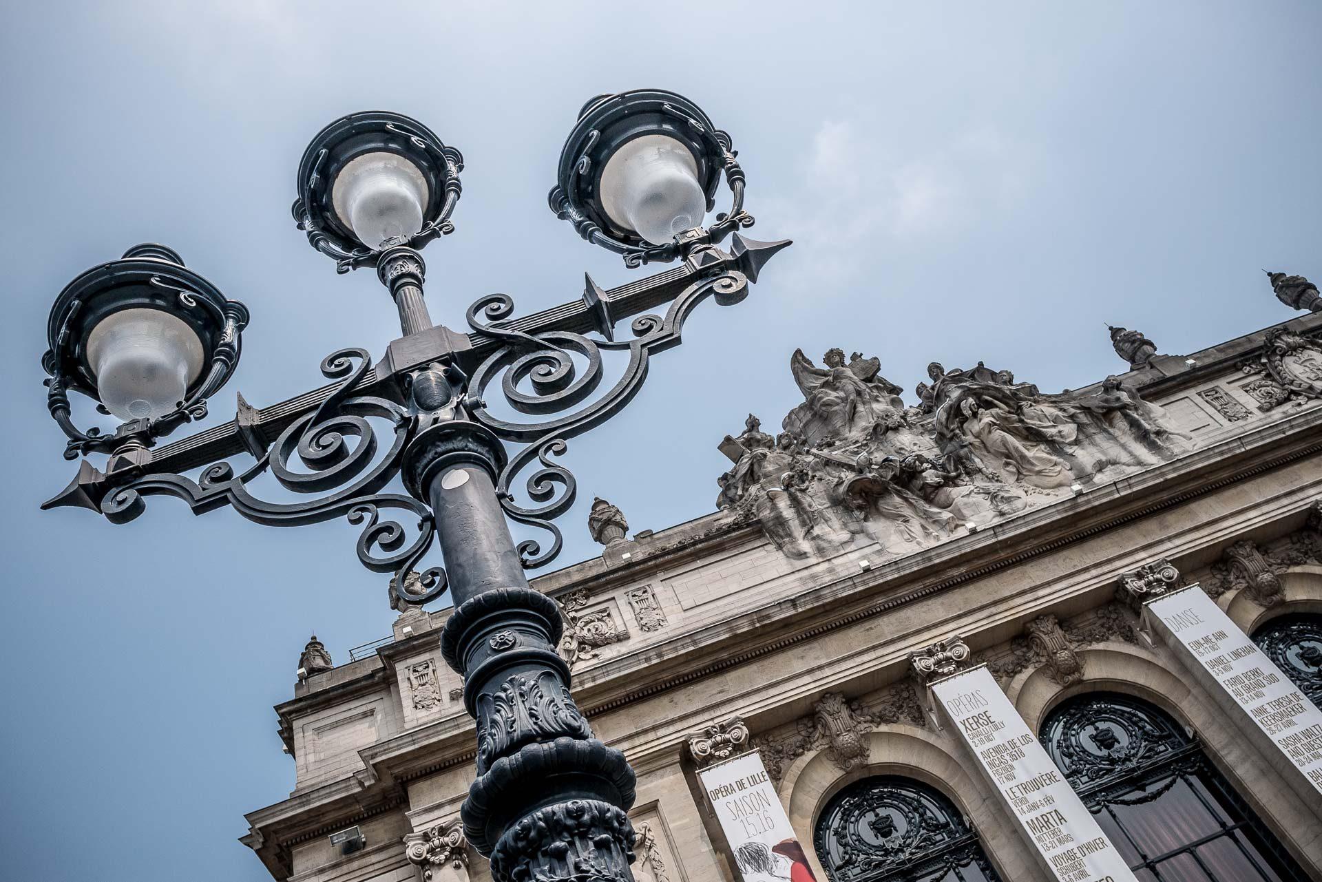 Lille Sehenswürdigkeiten Lille Oper