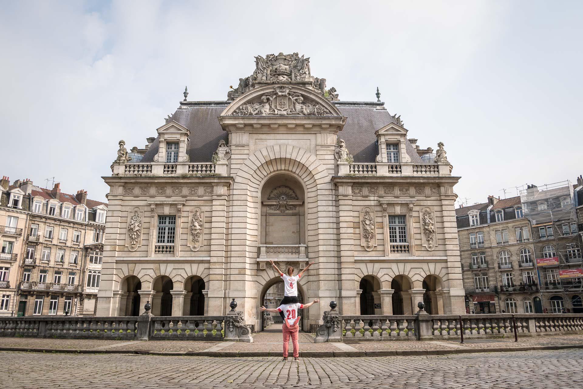 Lille Reisetipps Porte de Paris