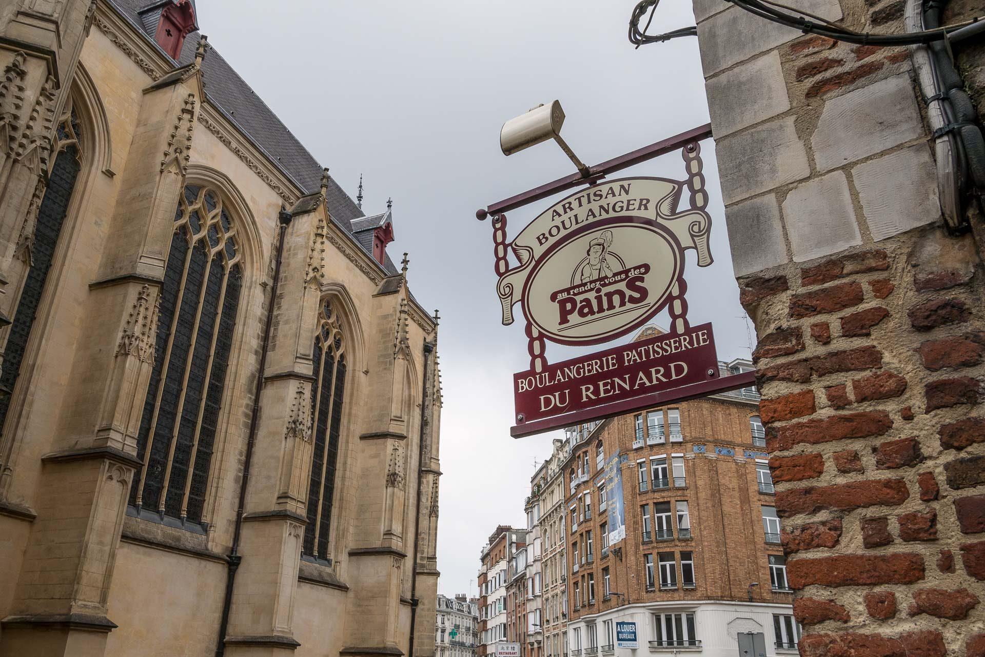 Lille Sehenswürdigkeiten Vieux Lille Altstadt
