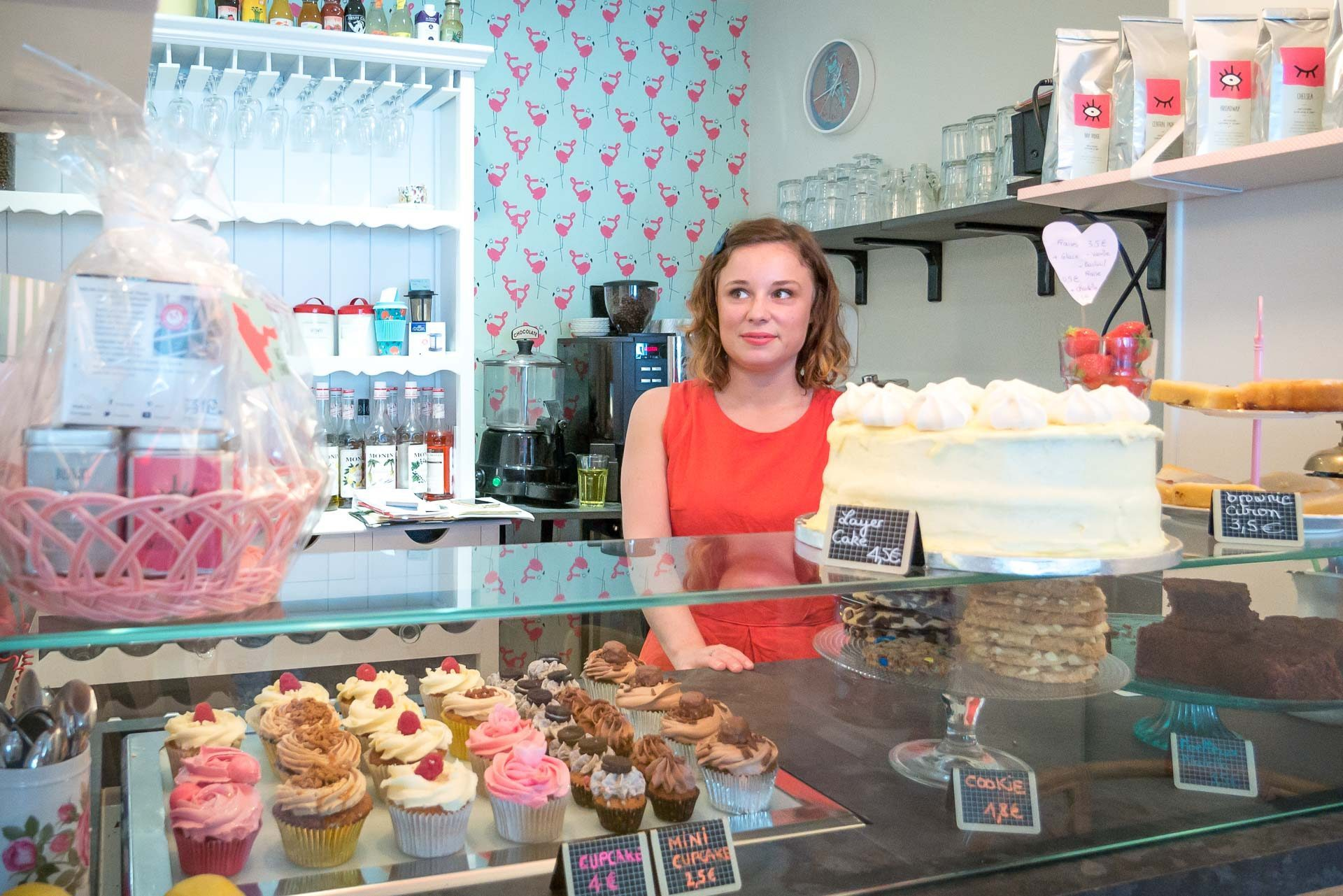 Pink Flamingo Lille Café Tipp