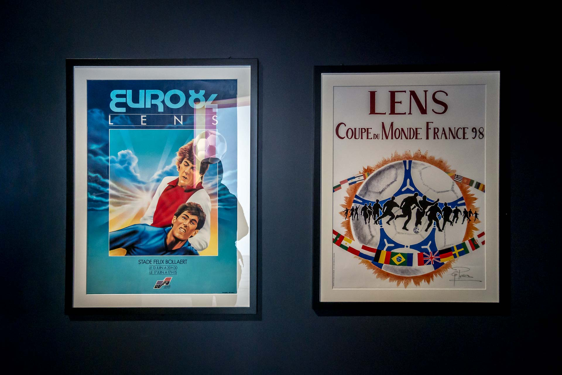 RC Lens Ausstellung Musée Louvre-Lens-1-2