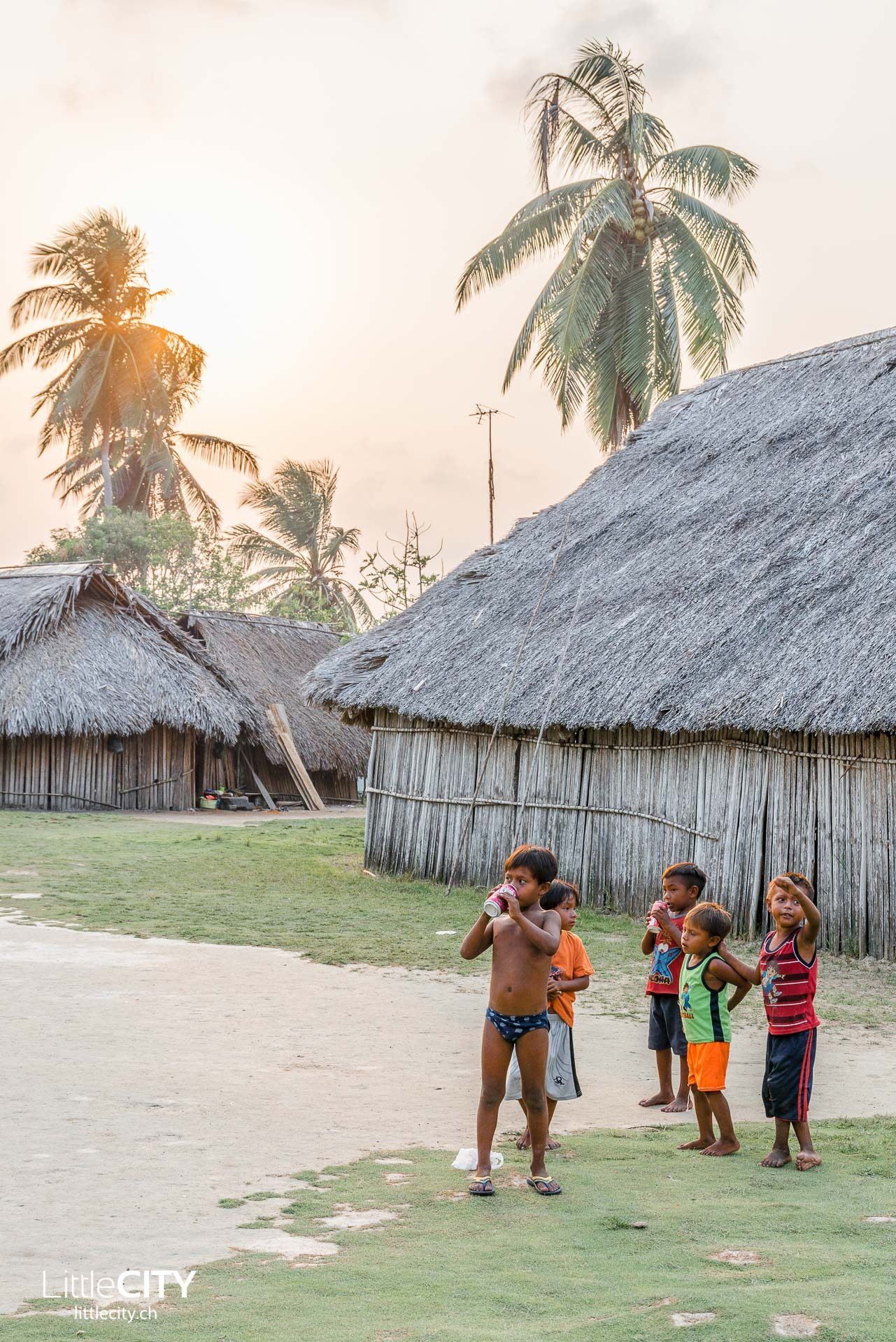 San Blas - Kuna Yala Acuadup