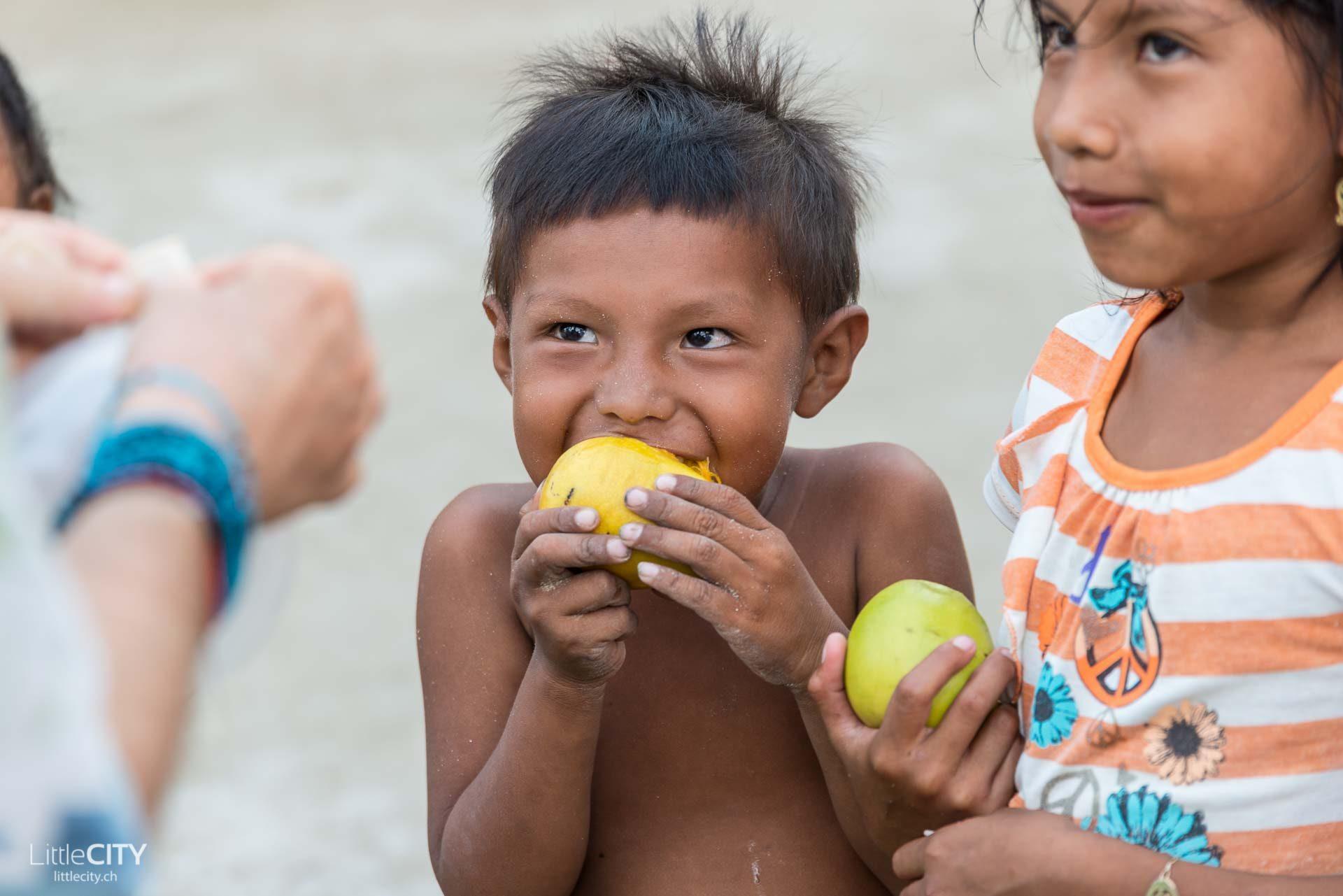 San Blas - Kuna Yala Panama Acuadup Kinder