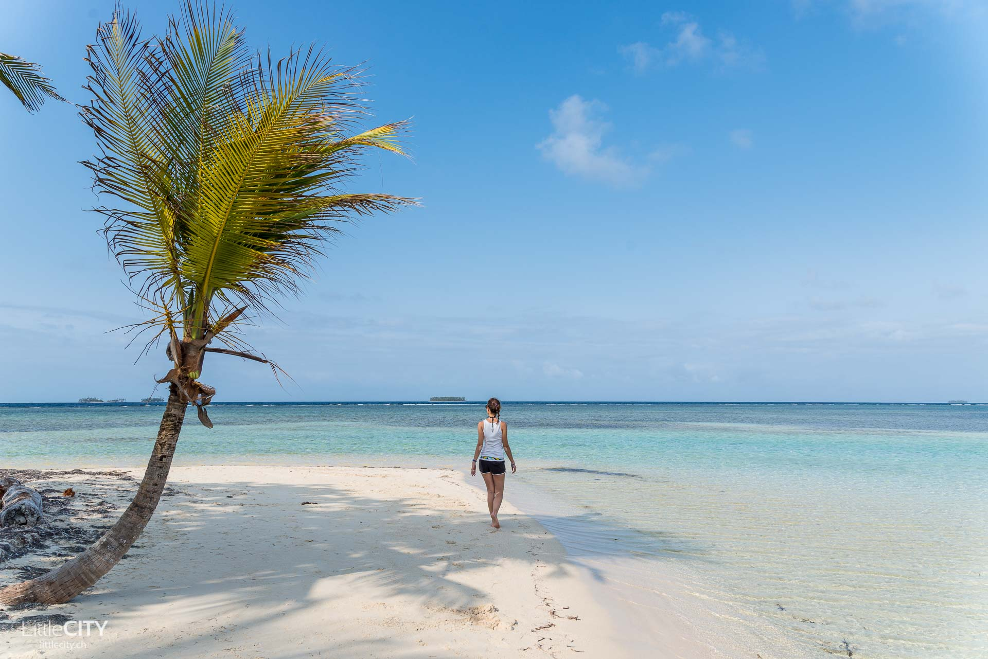 San Blas Inseln Green Island