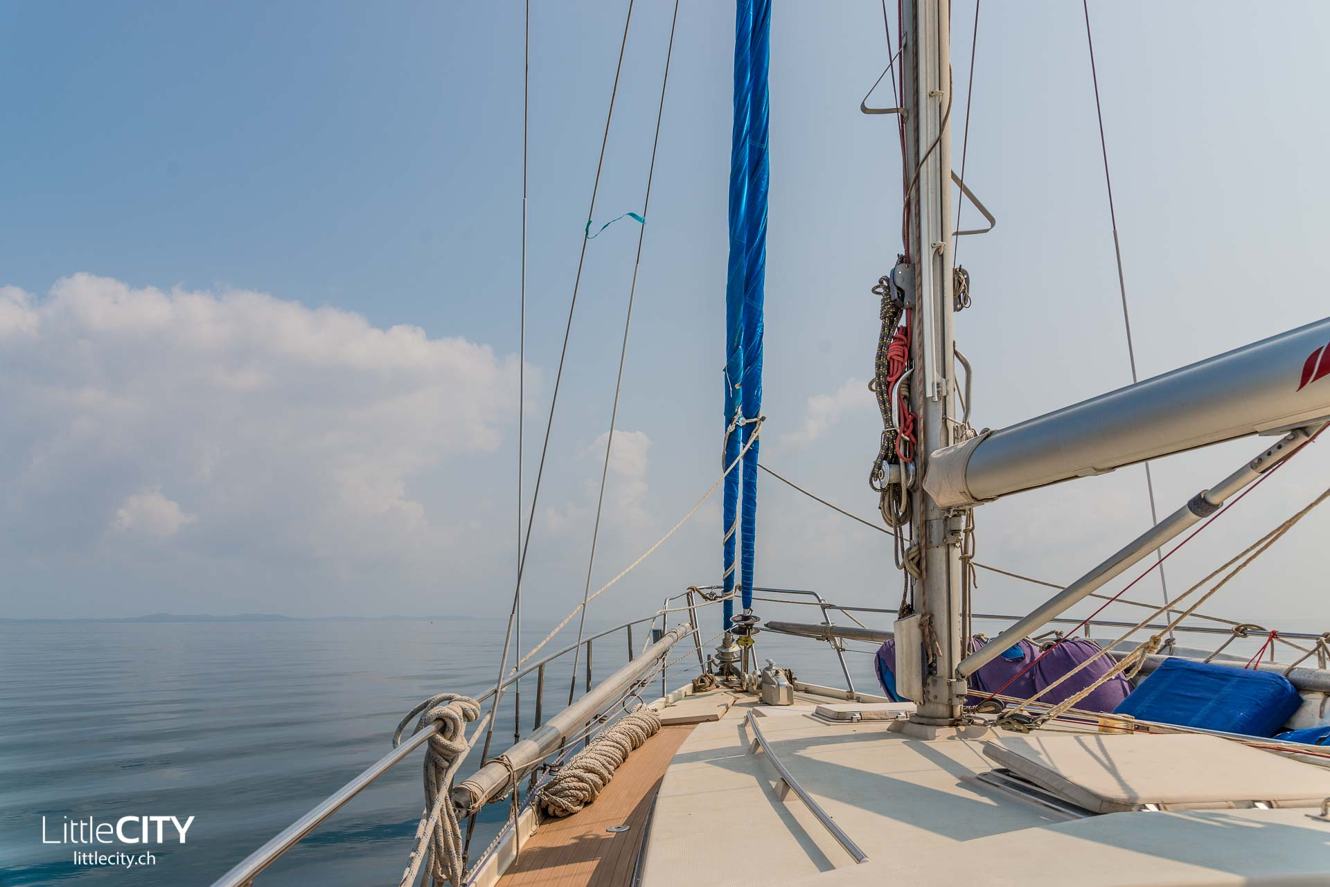 San Blas - Kuna Yala Sailing SY Whisper-1