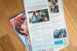 Interview in der Schweizer Familie & Schweizer Illustrierte