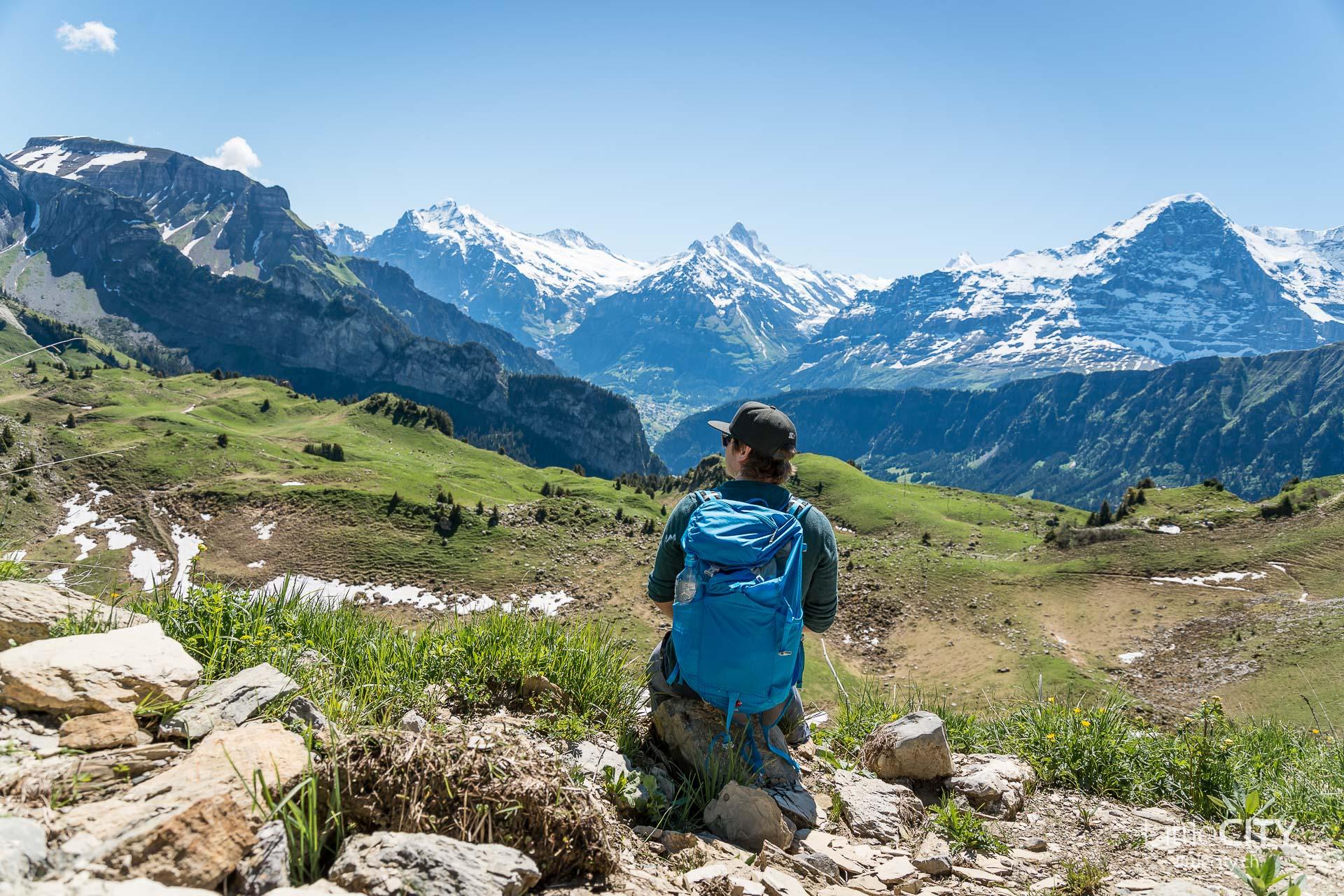 Schynige Platte Wanderung Jungfrau Bahnen LittleCITY-10