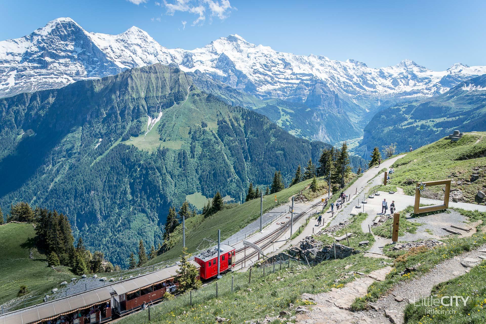 Schynige Platte Wanderung Jungfrau Bahnen LittleCITY-36