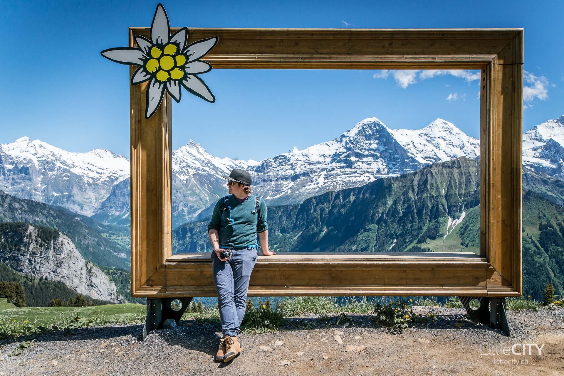 Schynige Platte Wanderung Jungfrau Bahnen LittleCITY-37