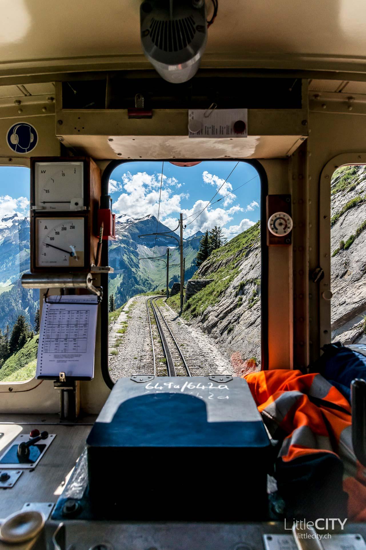 Schynige Platte Wanderung Jungfrau Bahnen LittleCITY-44