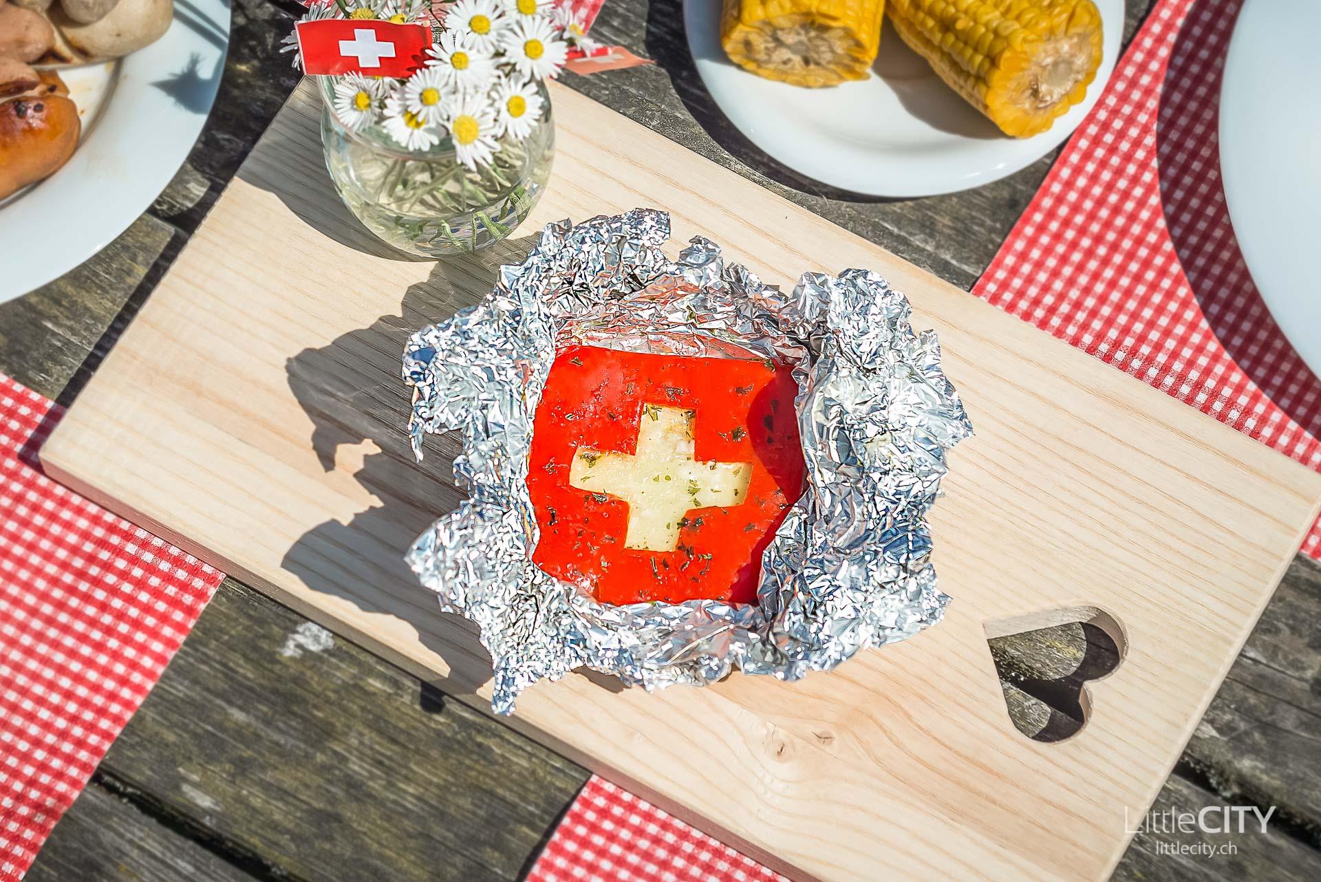 grillparty deko basteln, 1. august deko idee - schöne ideen zum selber machen, Design ideen